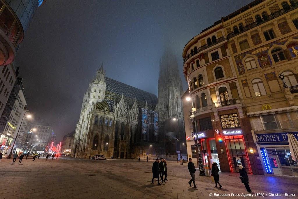 Oostenrijk twee weken langer in lockdown tot en met 7 februari