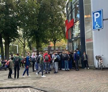 Seniorenuur in Haarlemse supermarkten? 'Ouderen vinden het prettig als het rustig is'