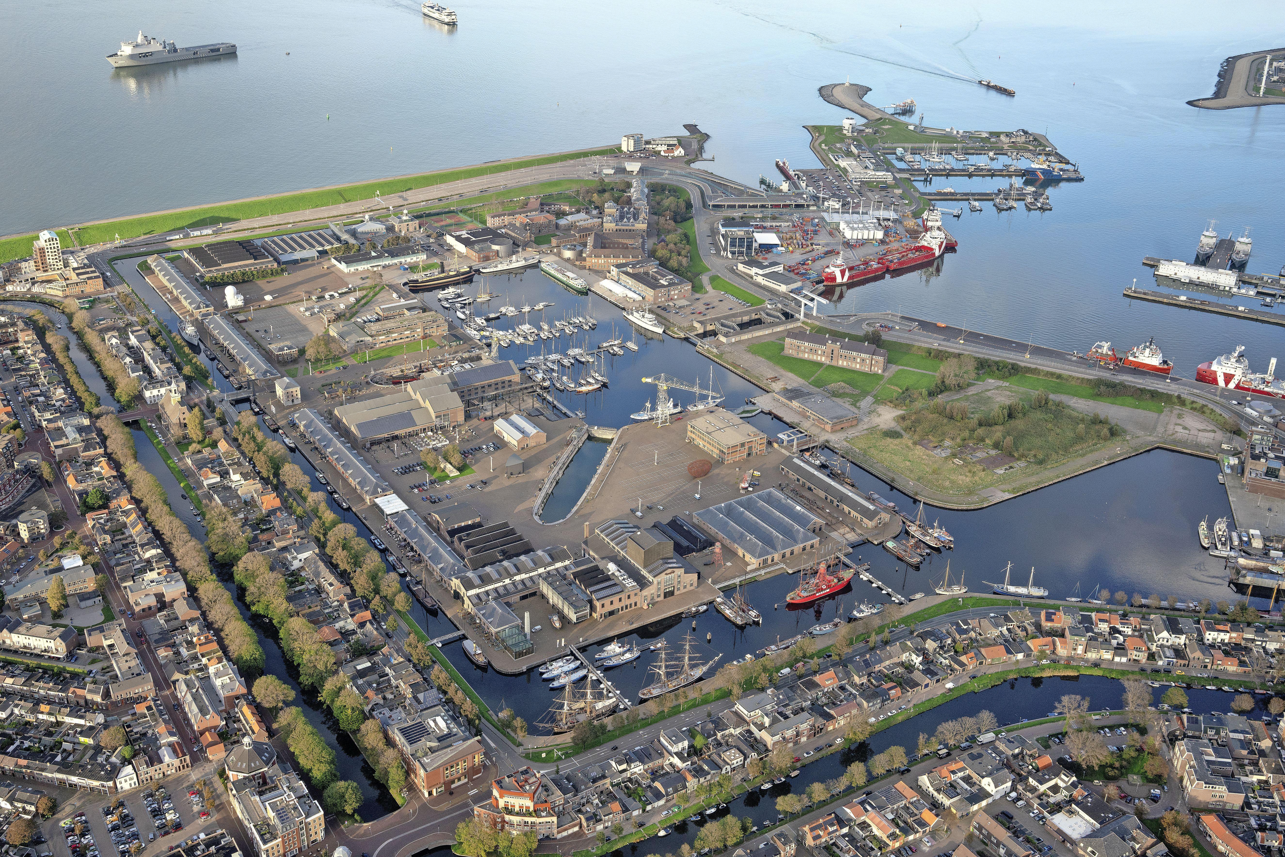 'De Helderse bevolking wil geen stadhuis op Willemsoord' | Opinie