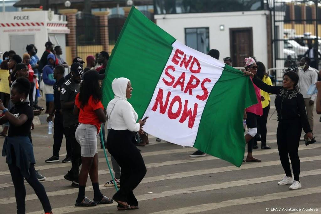 Gouverneur: geen doden bij schietpartijen in Lagos