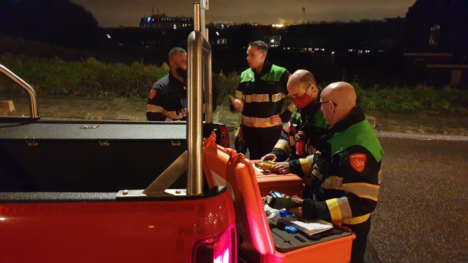 Metingen brandweer van 'vreemde lucht' in Wijk aan Zee worden nader onderzocht door Omgevingsdienst Noordzeekanaalgebied