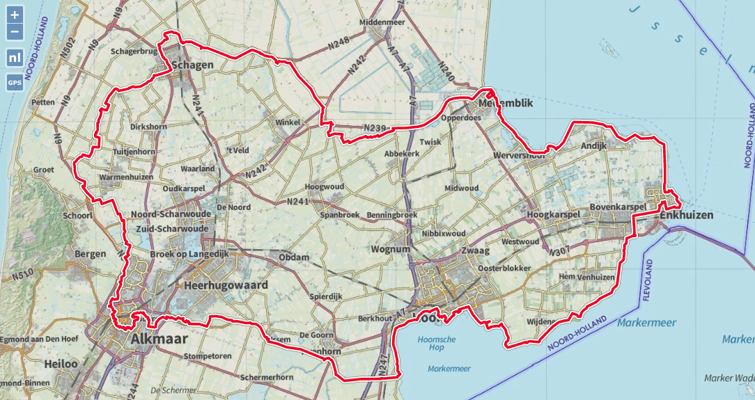 Omringdijk in beeld als 'beste wandelroute van Benelux'; nog zestien andere tochten genomineerd voor eretitel