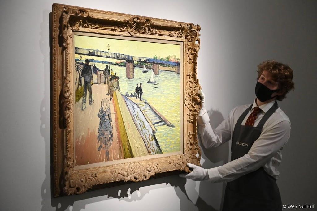 Van Gogh en Mondriaan verkocht in New York