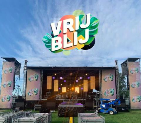 Tweede festivaldag Vrij en Blij in Alphen aan den Rijn afgelast: 'Beslissing doet pijn, maar we hebben er ook begrip voor'