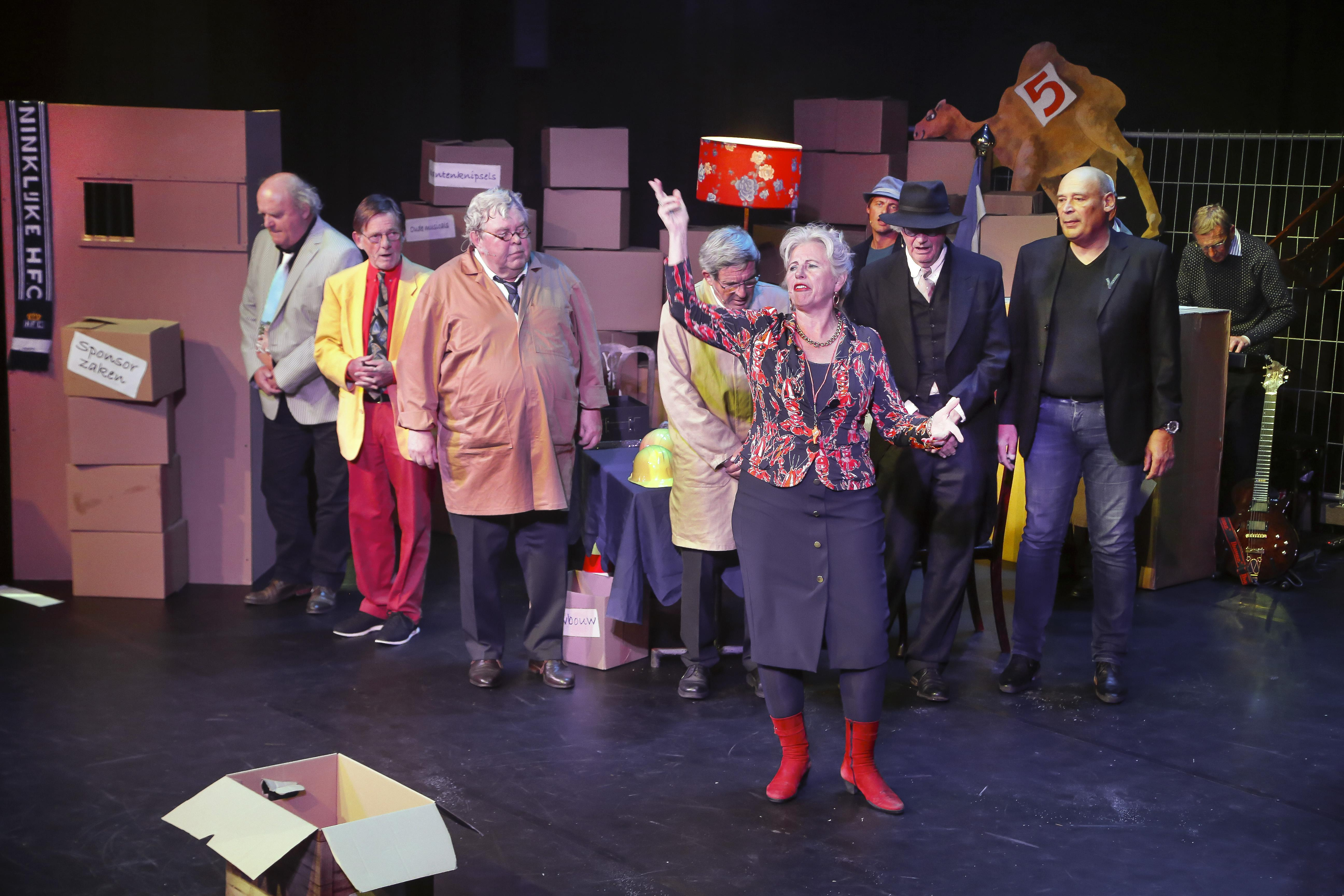 De zevende HFC-musical: Goud van Oud in Haarlemmerhout Theater