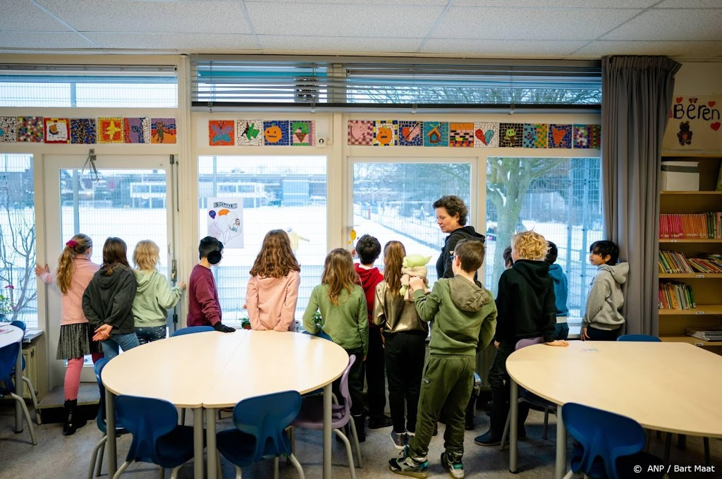 Veel basisscholen dicht wegens code rood