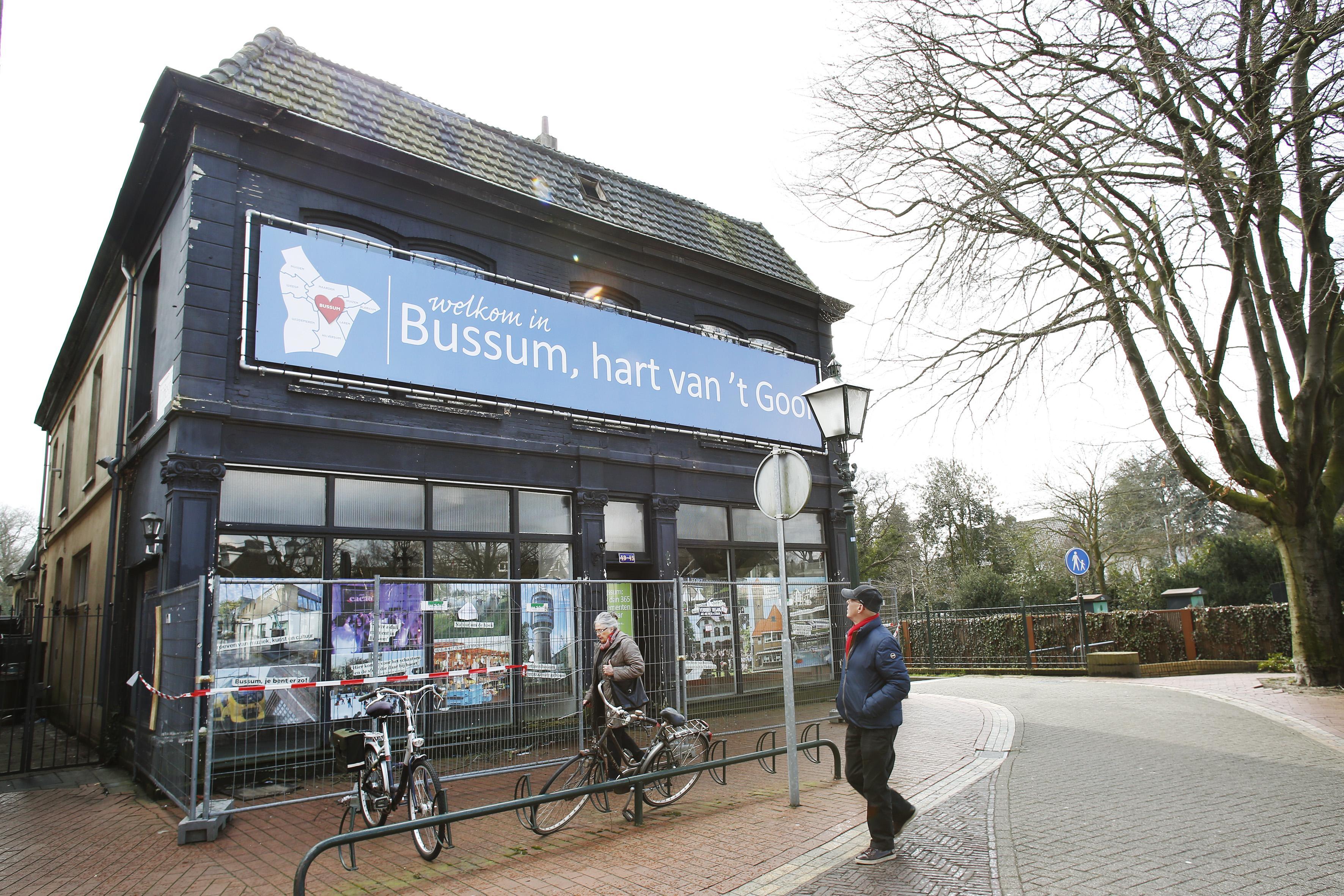 Gebouw De Vonk kan voor Bussum behouden blijven, inclusief een veilige verkeerssituatie