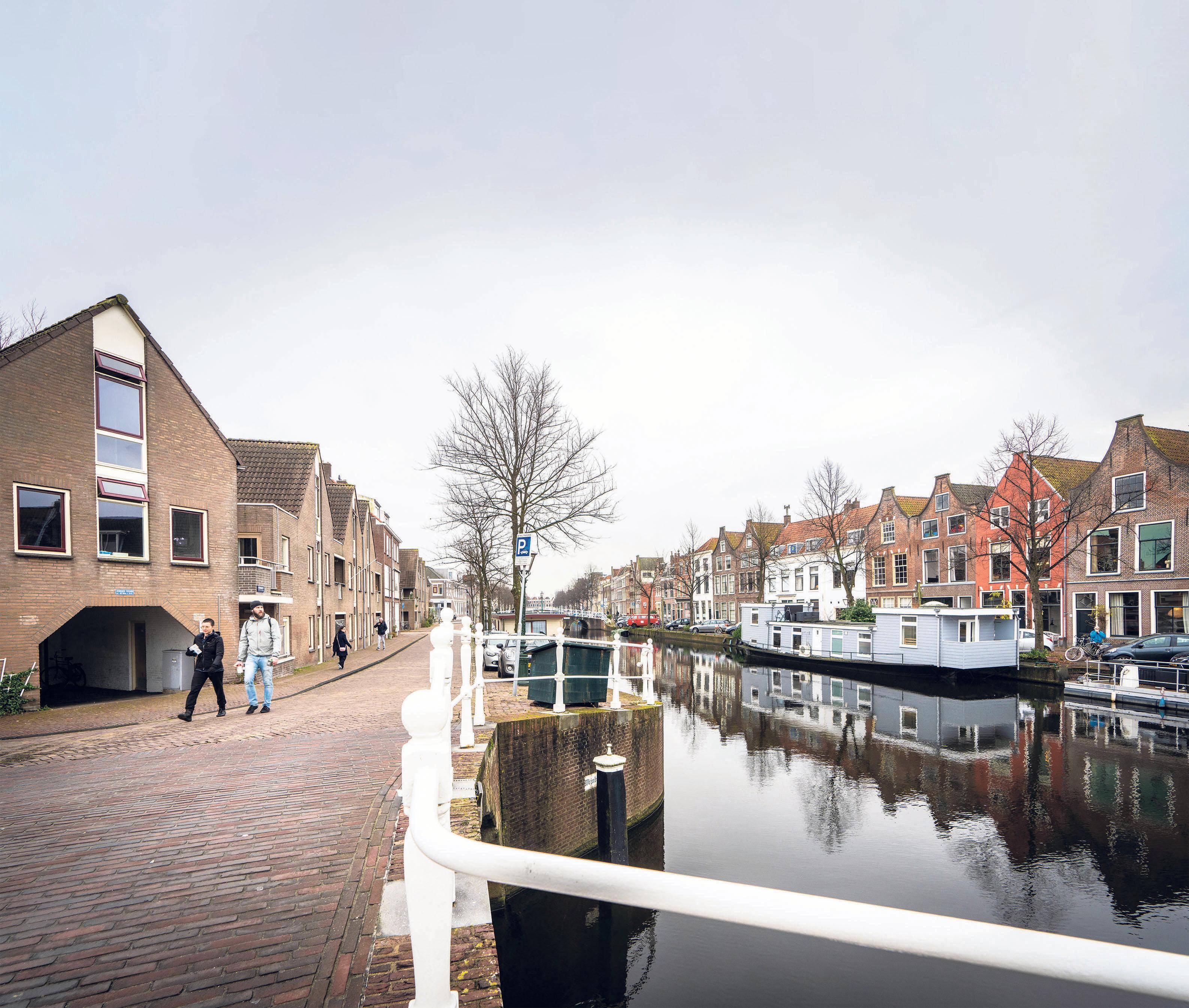 Leiden in negen inwonersprofielen: wie wonen er in uw buurt? Bekijk het op de kaart