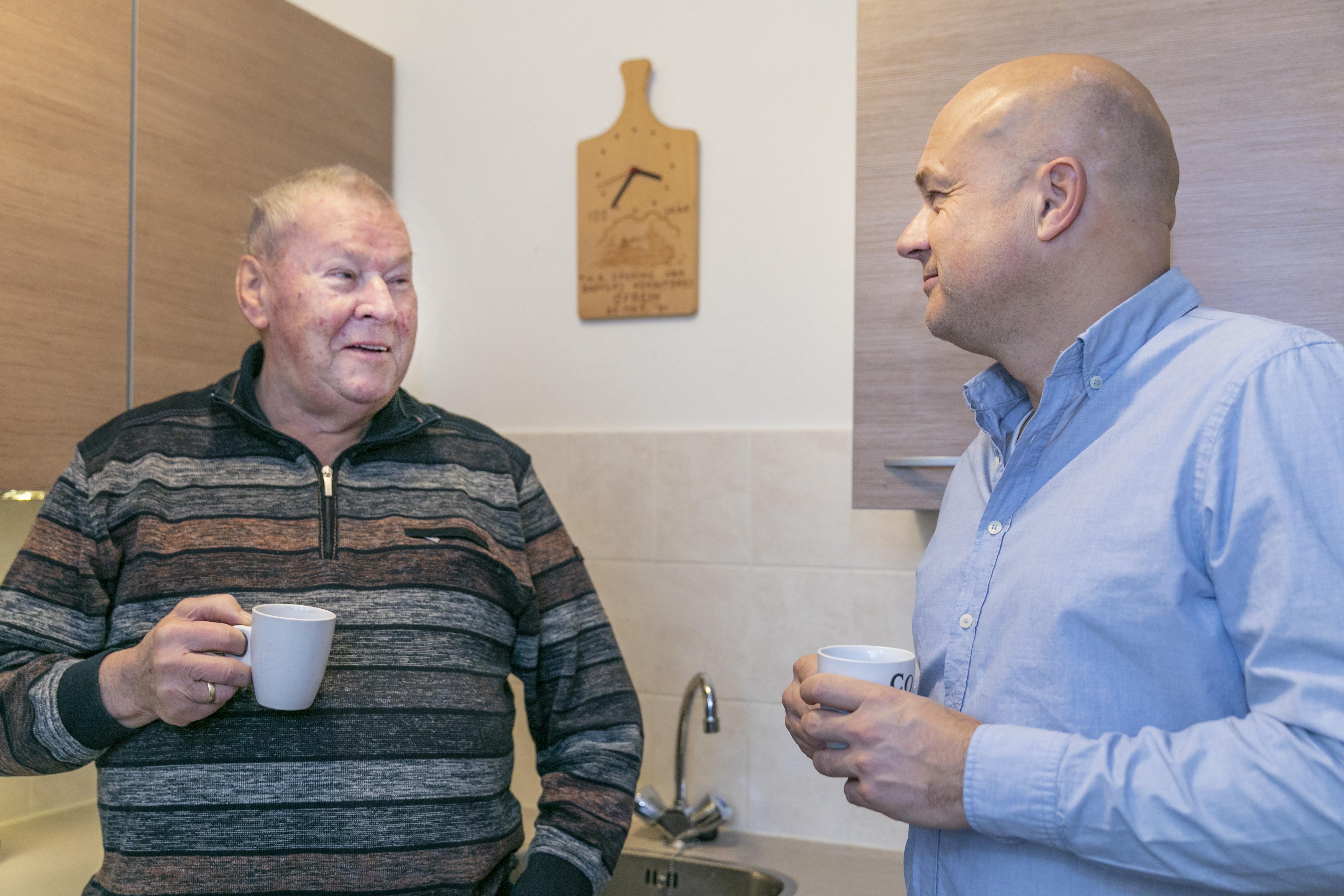 'Die bloedband is zo sterk', Ronald Biesboer portretteert 33 familiebedrijven op Texel