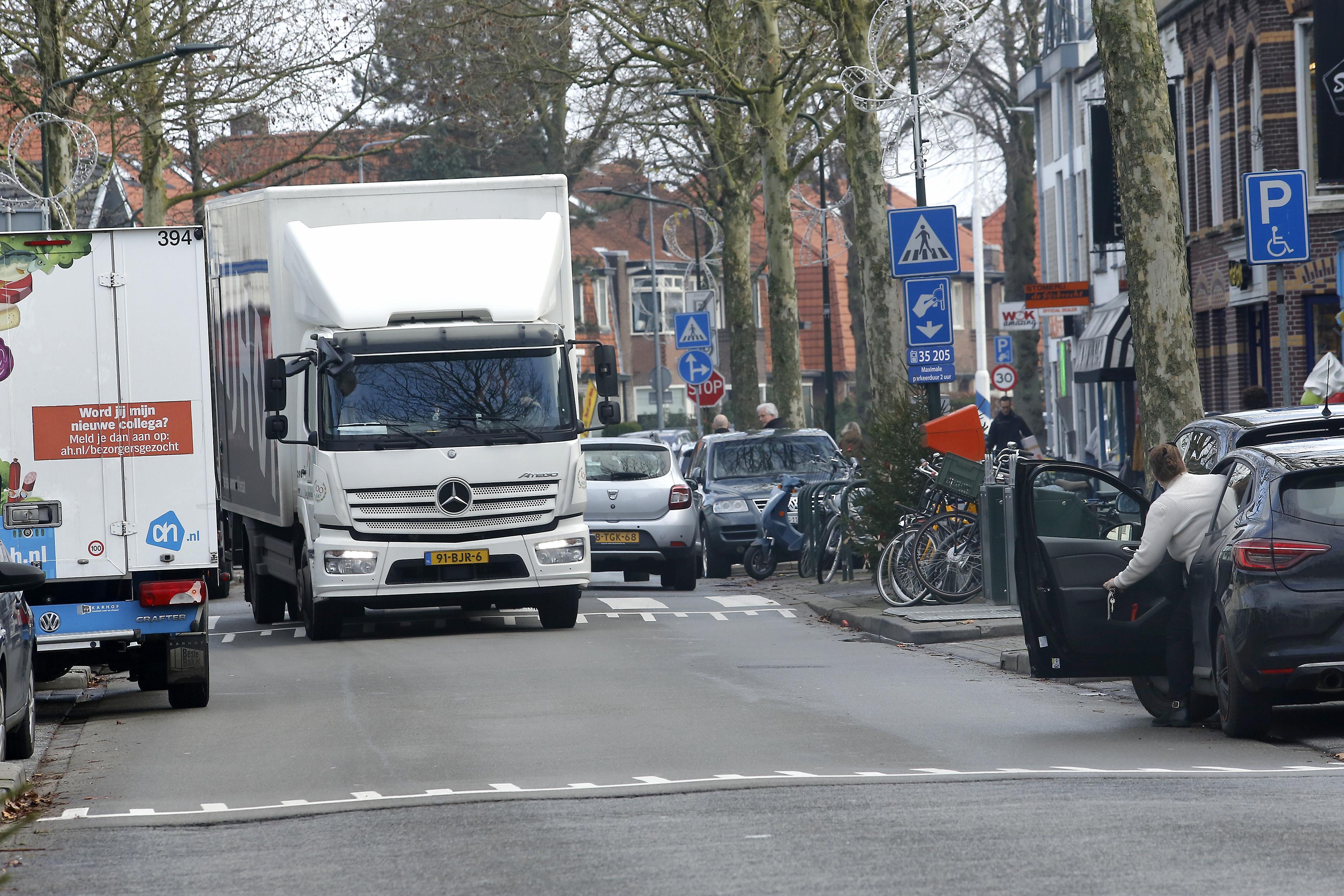 Hilversum is klaar voor distributiehub: goederen lossen aan de rand en met cargofietsen de stad inbrengen