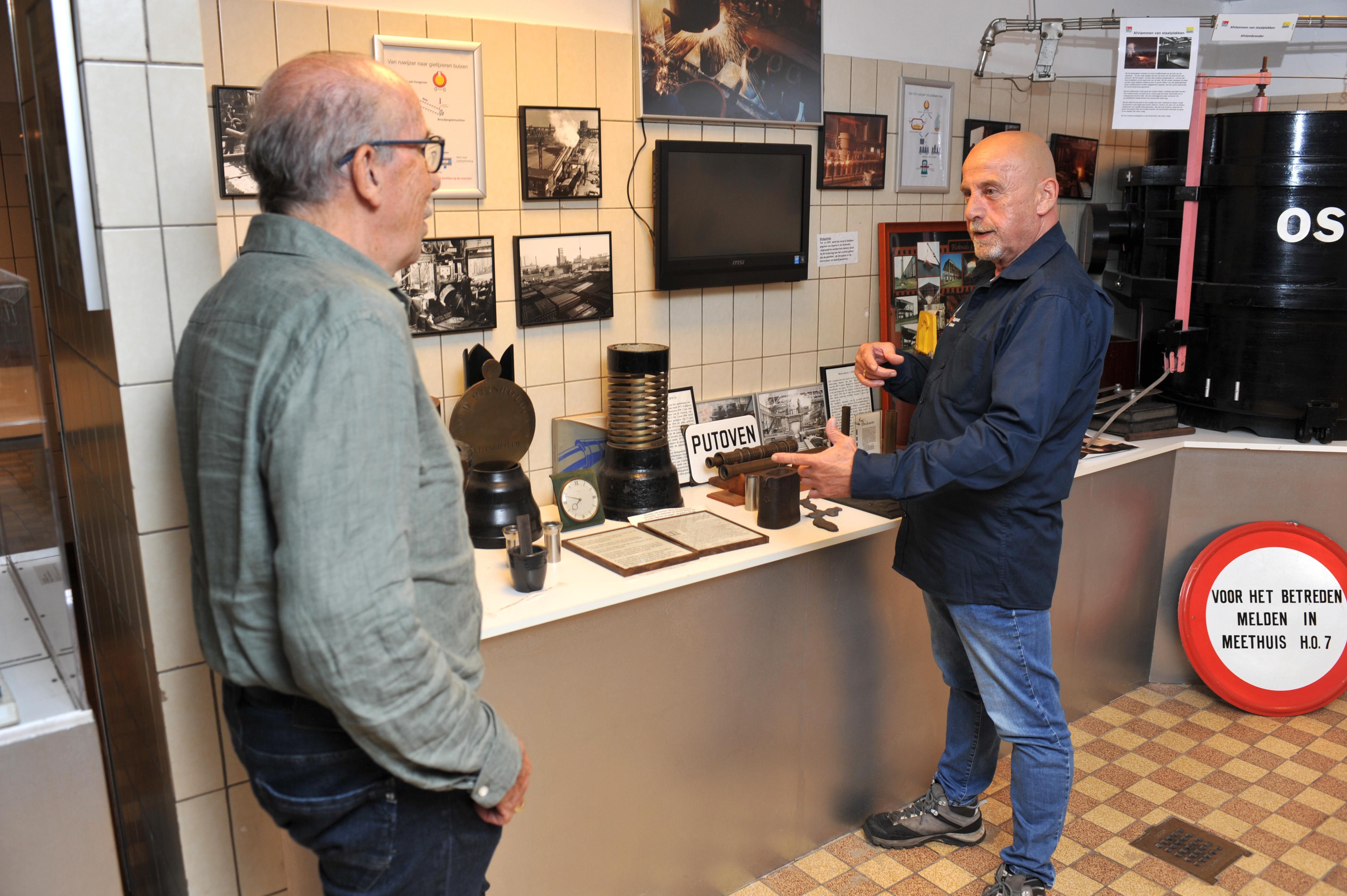 Hoogovensmuseum opent na zes maanden weer zijn deuren