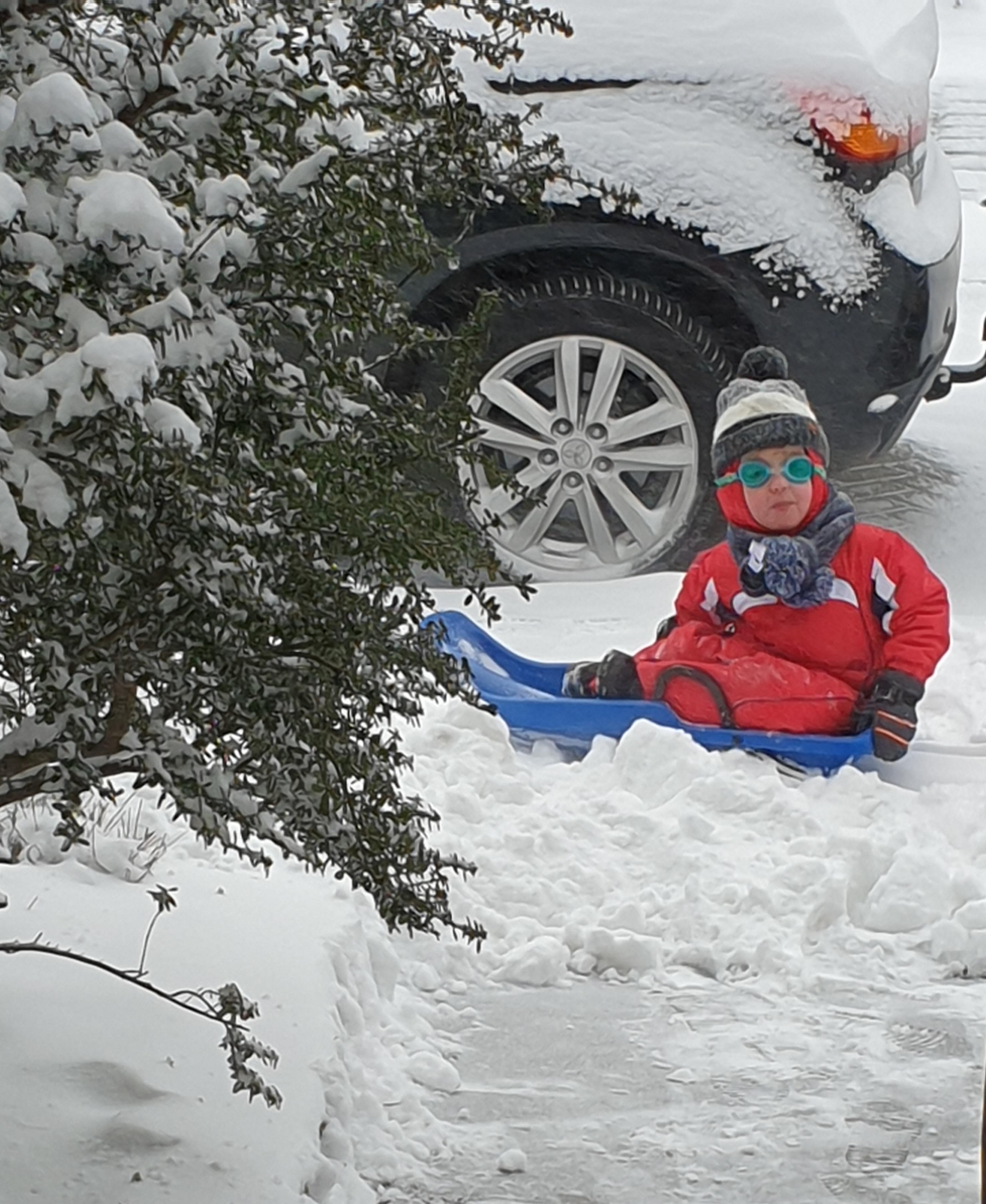 Oproep: stuur uw winterfoto's naar De Gooi- en Eemlander