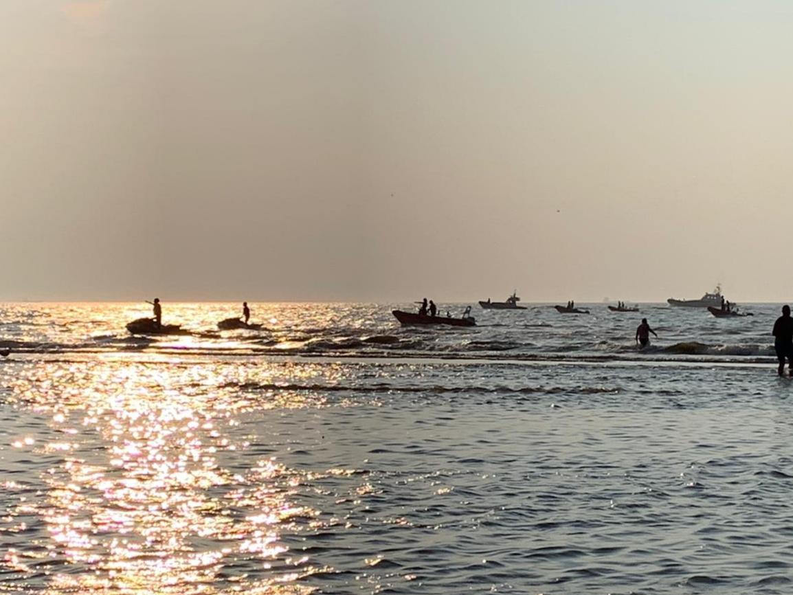 Zoekactie naar vermiste zwemmer bij Katwijk aan Zee gestaakt [update]