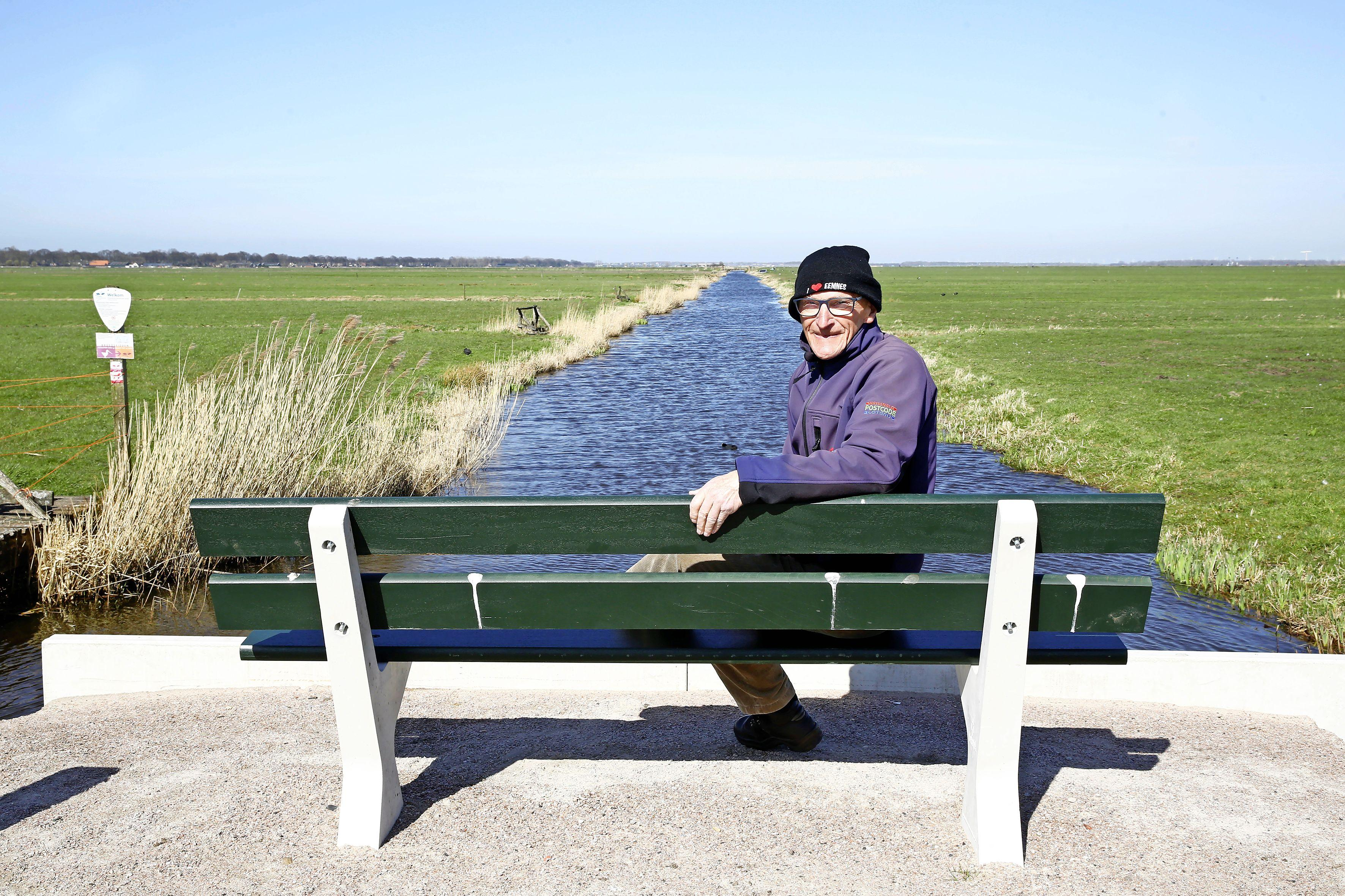 De 82-jarige Jan Manten vertelt over zijn avonturen in de polder. Vroeger raapte hij hier eieren, nu zwerfafval; 'Tegenwoordig wil de mens de natuur regelen'