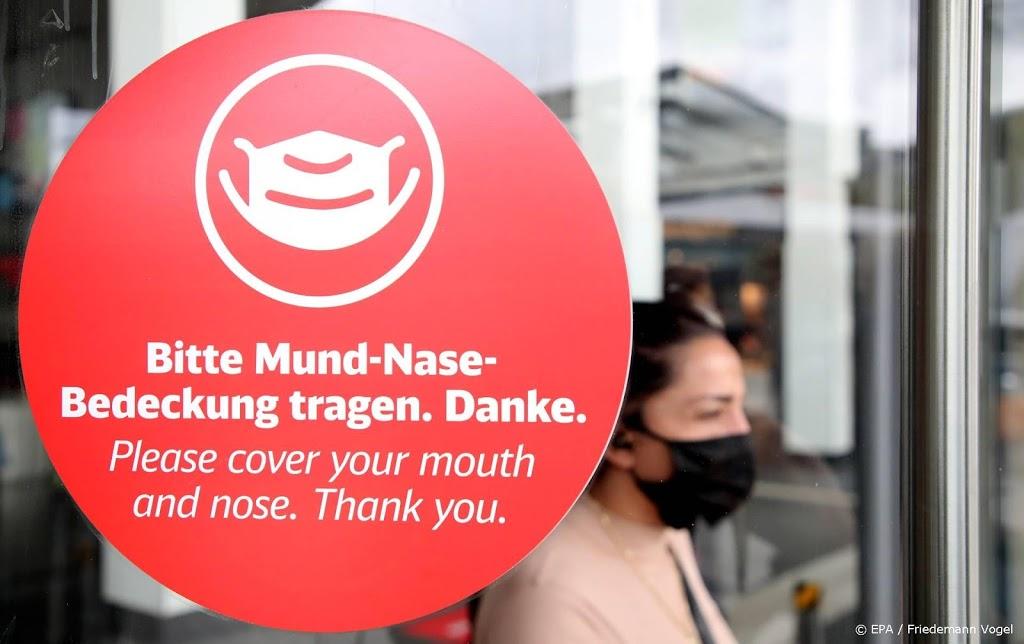 Duitsland meldt recordaantal nieuwe besmettingen laatste etmaal