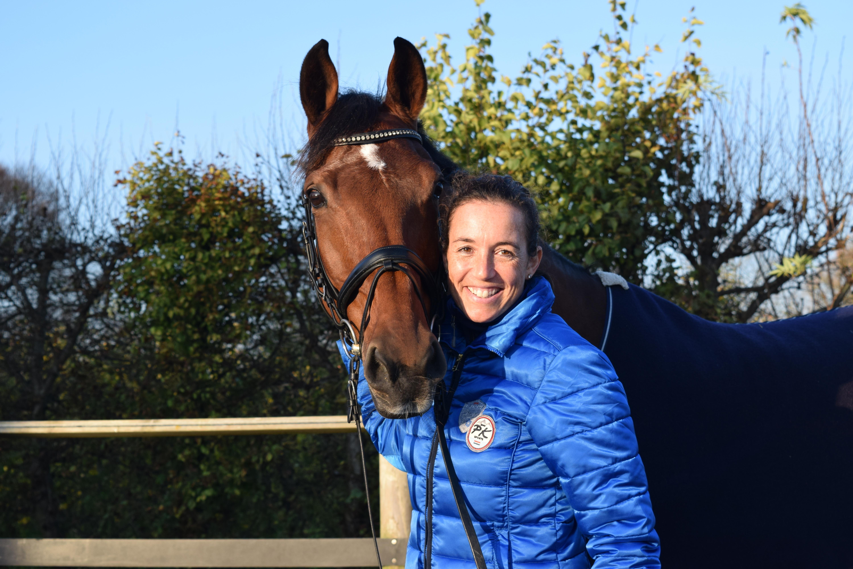 'Ook ik voelde de pijn van mijn paard toen ze geblesseerd was'