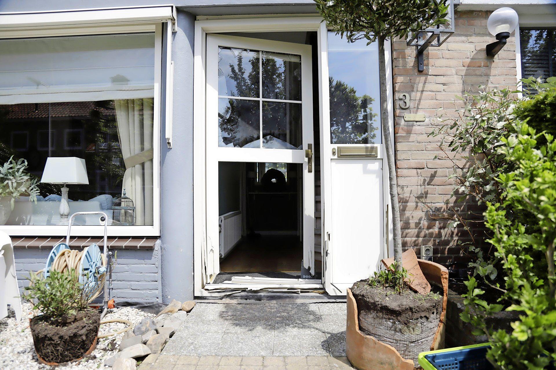 Raadsels rond vuurwerkbom in Bloemenbuurt Bennebroek: 'Ik heb geen vijanden'