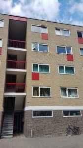 Woning Poelenburg in Zaandam half jaar dicht na vondst hennepkwekerij