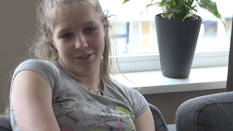 Meisje van tiener mom sex tape