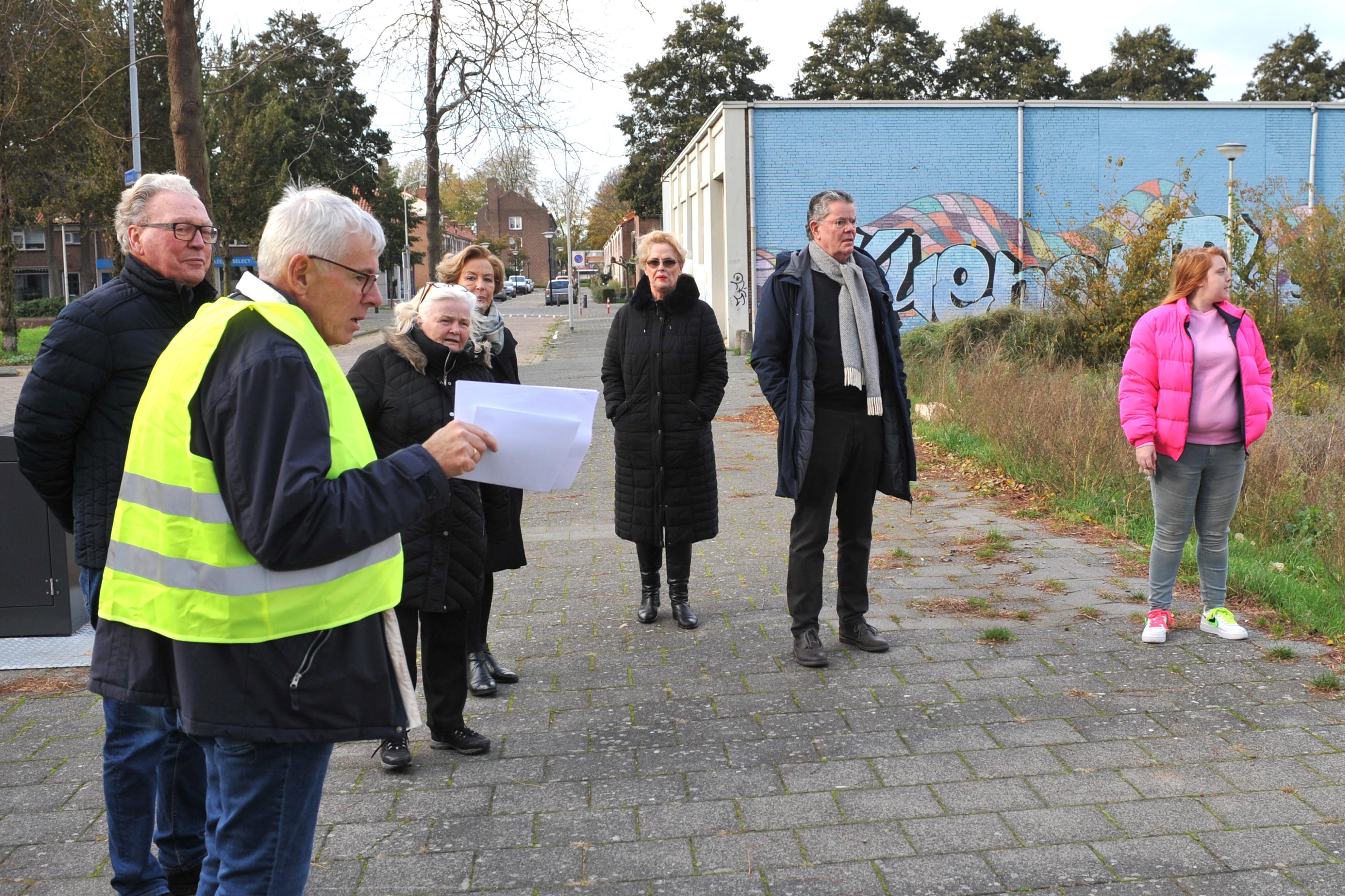 Bewoners best positief over aangepaste gebiedsvisie Kuenenpleinbuurt Beverwijk: 'Eerste hobbel is genomen'