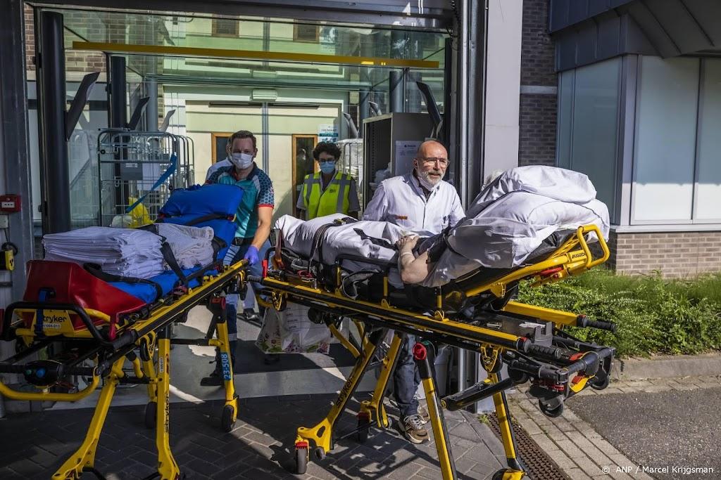 Ziekenhuis Venlo ontvangt weer patiënten na sluiting om hoogwater