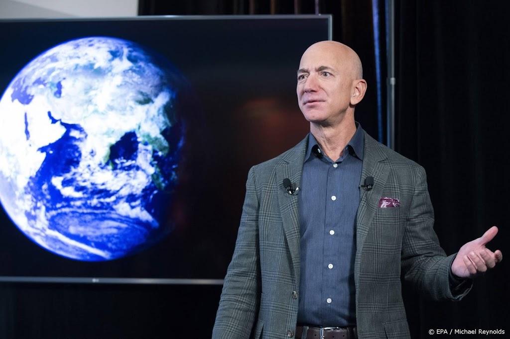 Petities: laat multimiljardair Bezos vooral in de ruimte blijven