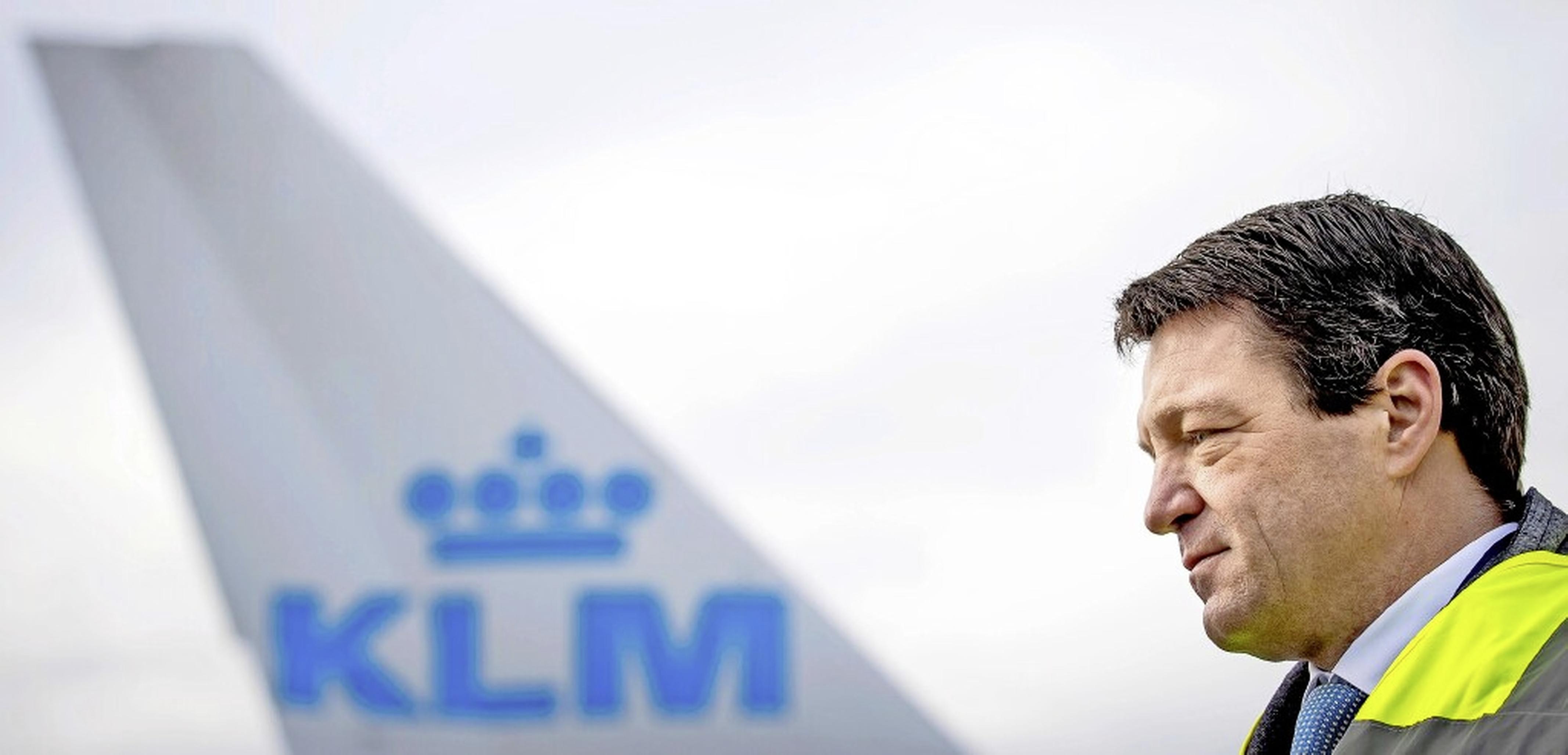KLM-baas Pieter Elbers snakt naar harmonisatie voor reizigers: 'Eenheid in Coronabeleid is nog steeds ver te zoeken' [video]