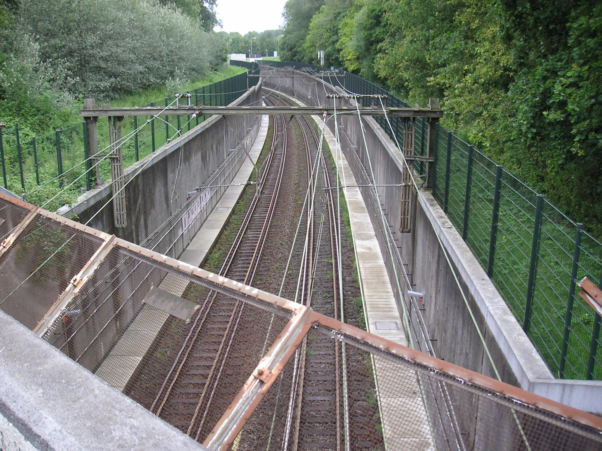 Storing in Velserspoortunnel, geen treinen tussen Santpoort-Noord en Beverwijk
