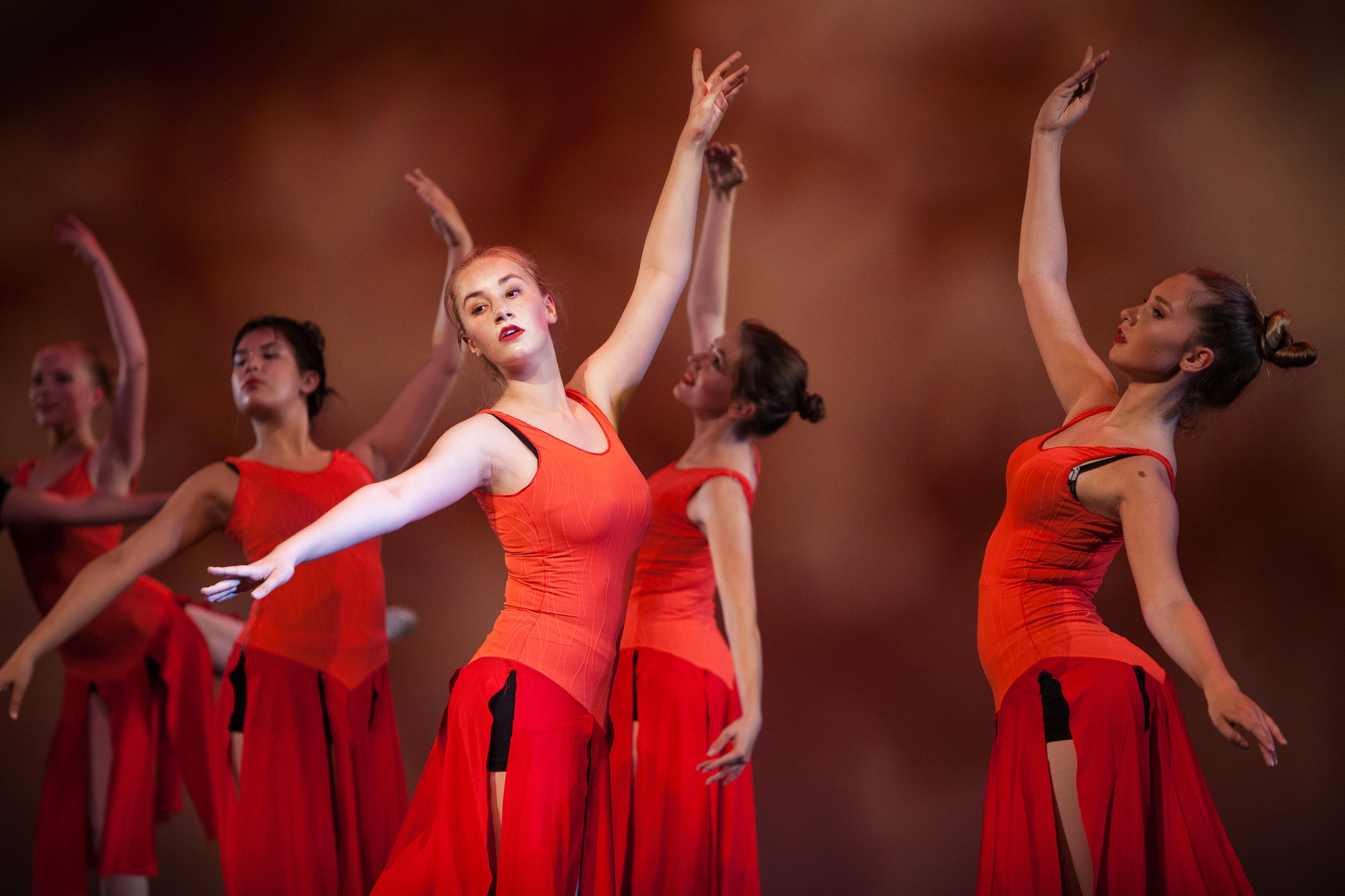 Danceworks Velsen: 'Mijn sleutelbeen is gebroken, maar ik ga wel dansen'