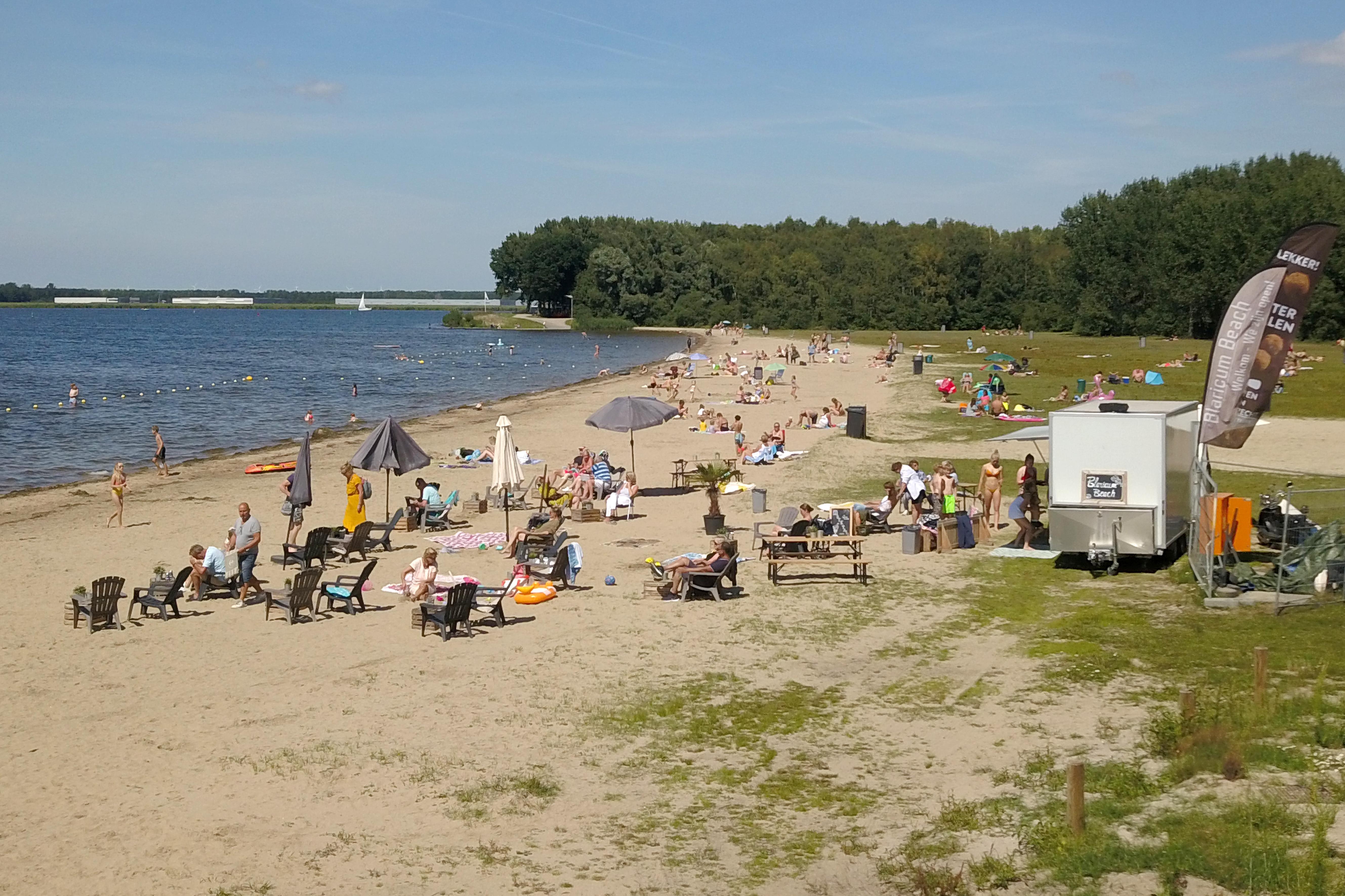 Ook provincie zet licht voor strandpaviljoen definitief op groen. Blaricum reserveert meer ruimte voor natuur