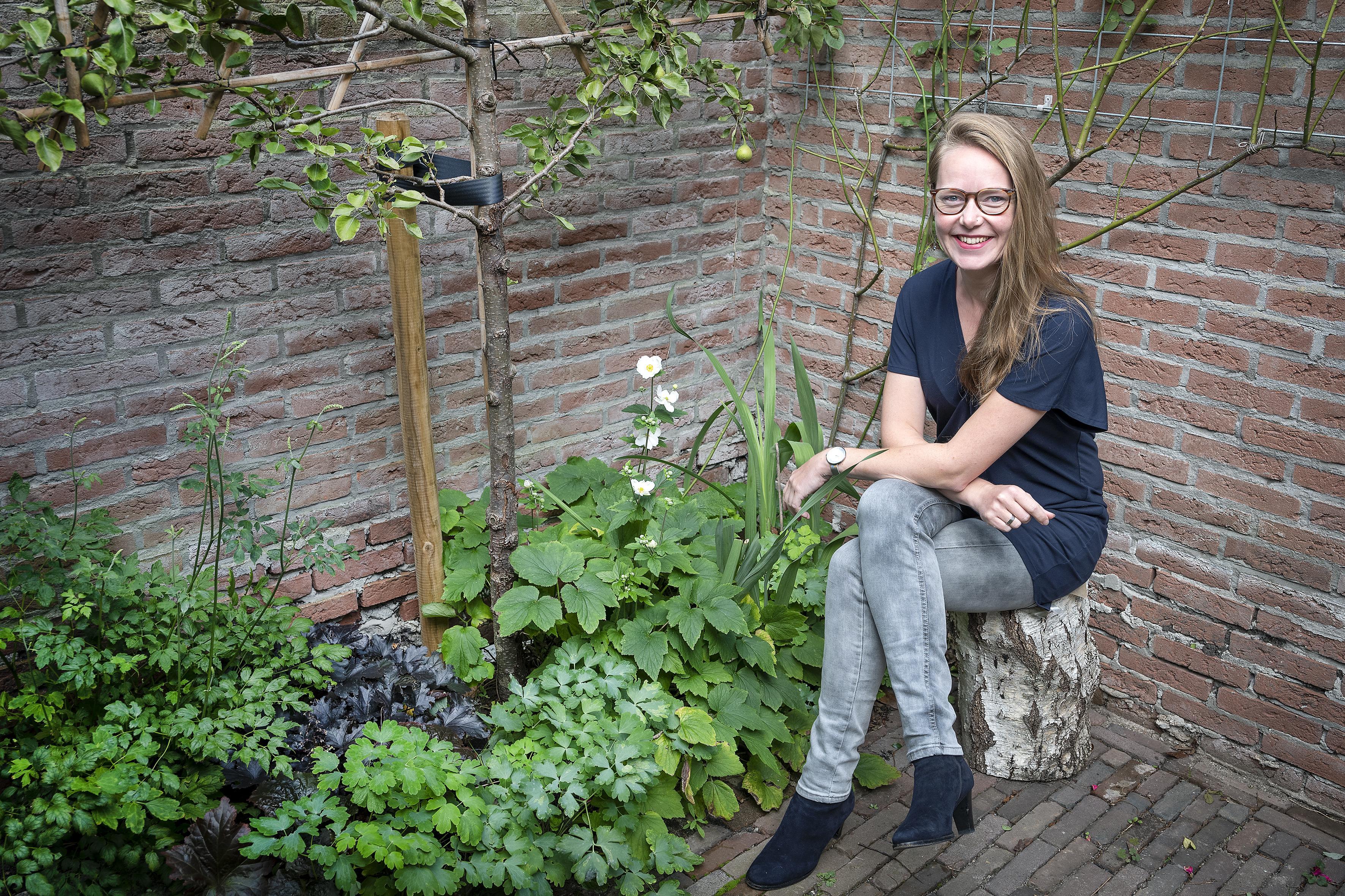 Anniek Herder maakt kans op Groenprijs: combineer groene vingers met zorg voor ouderen