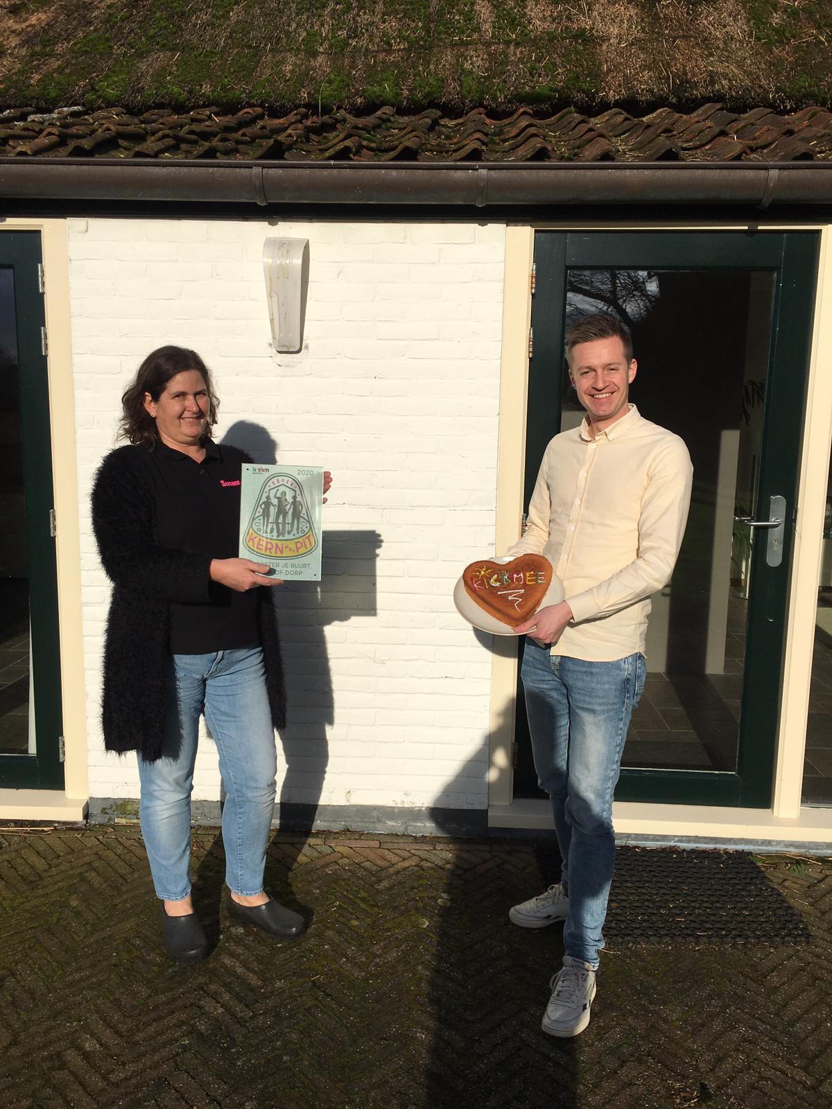 Kickmee! Hem wint Kern met Pittrofee Noord-Holland met online acties