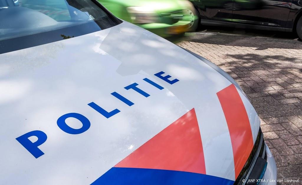 Politie schiet bij achtervolging op verdachte in Amsterdam