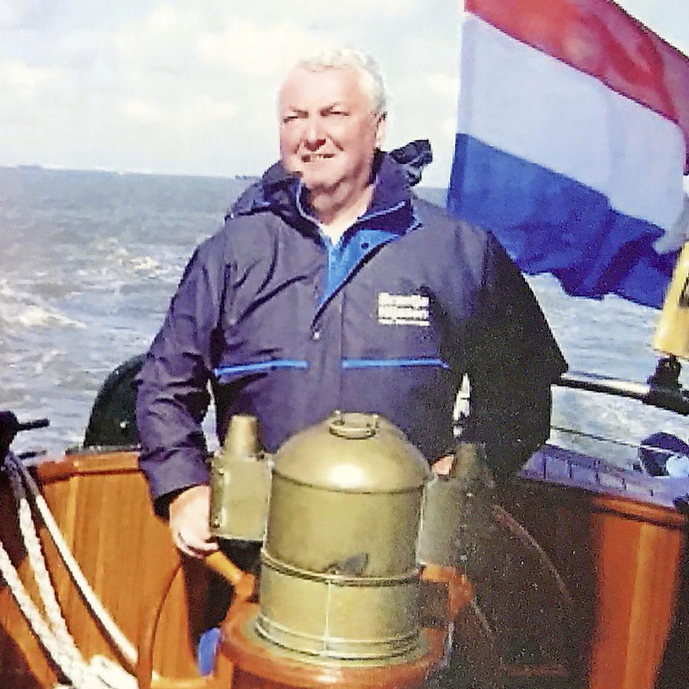 Henk Goebert (1944-2021). Ongekroonde burgemeester van Spaarndam stond altijd klaar