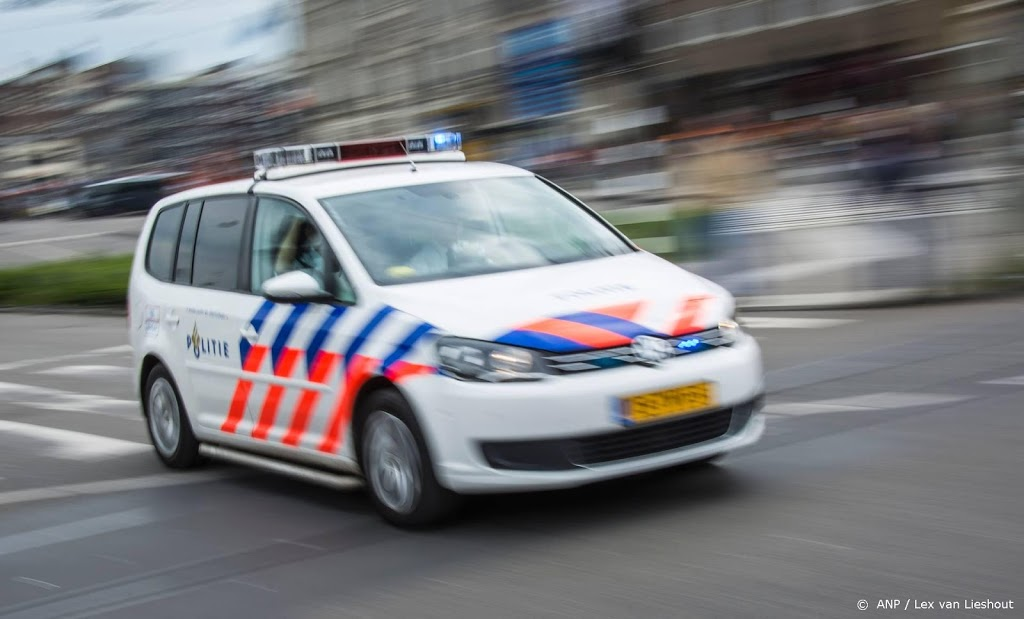 Politie voorkomt illegaal feest onder viaduct A12 bij Ede
