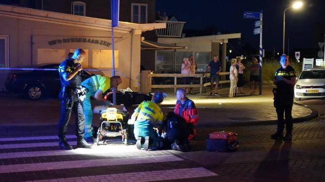 Geen grote vechtpartijen of incidenten met jongeren meer: de camera bij Bergen aan Zee lijkt het gewenste effect te hebben