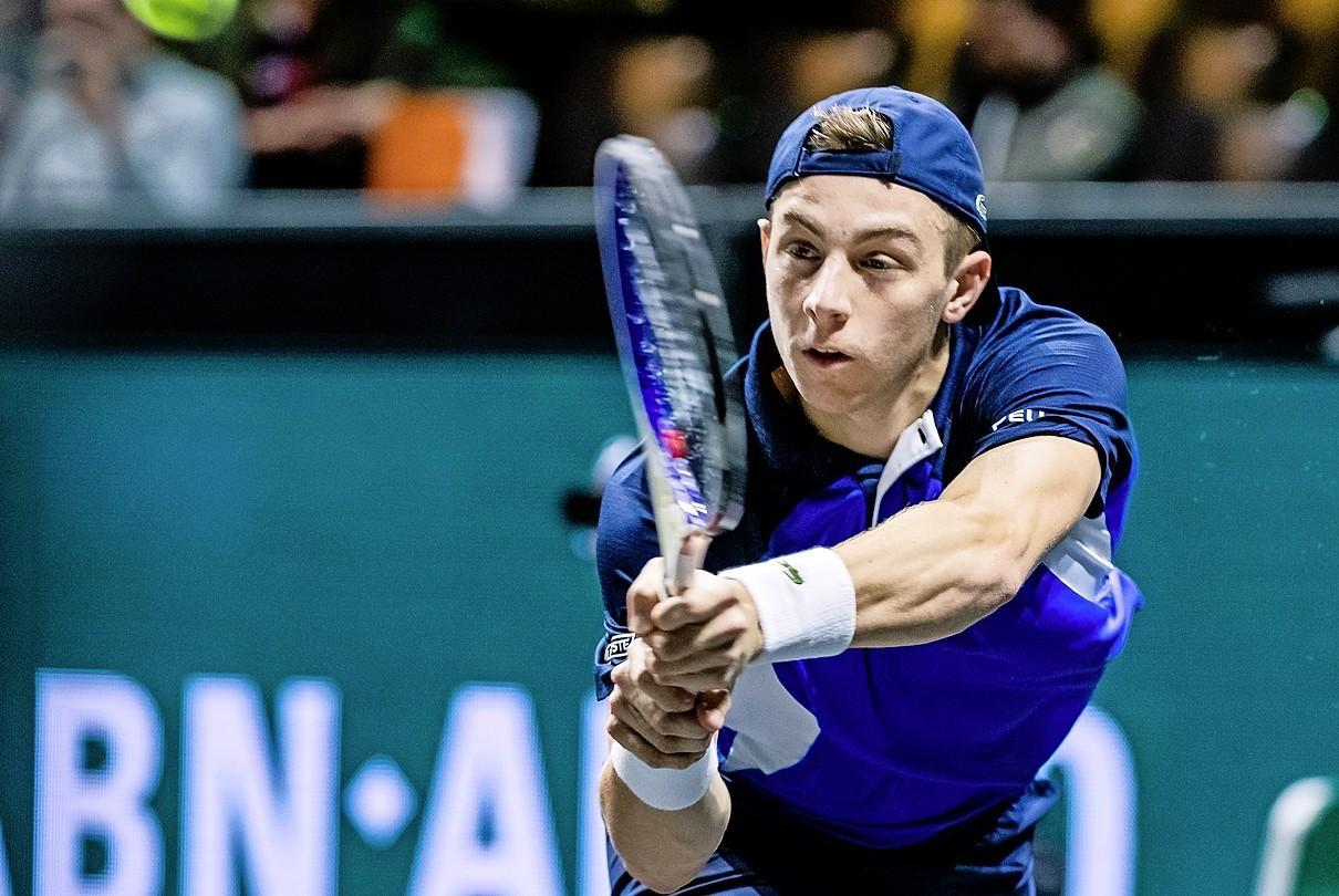 Tennisser Tallon Griekspoor niet op herhaling in Melbourne, Robin Haase nog wel in de running voor Australian Open
