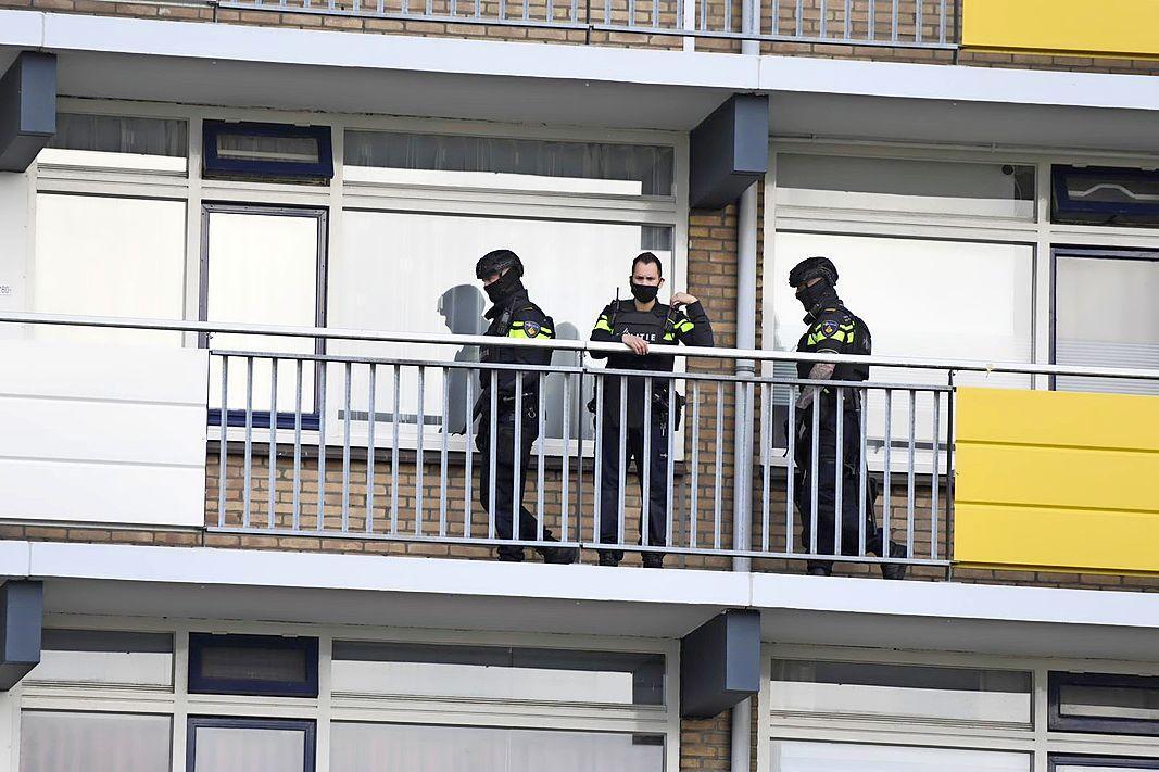 Aanhouding en lichtgewonde na schot met luchtdrukwapen in Alphen