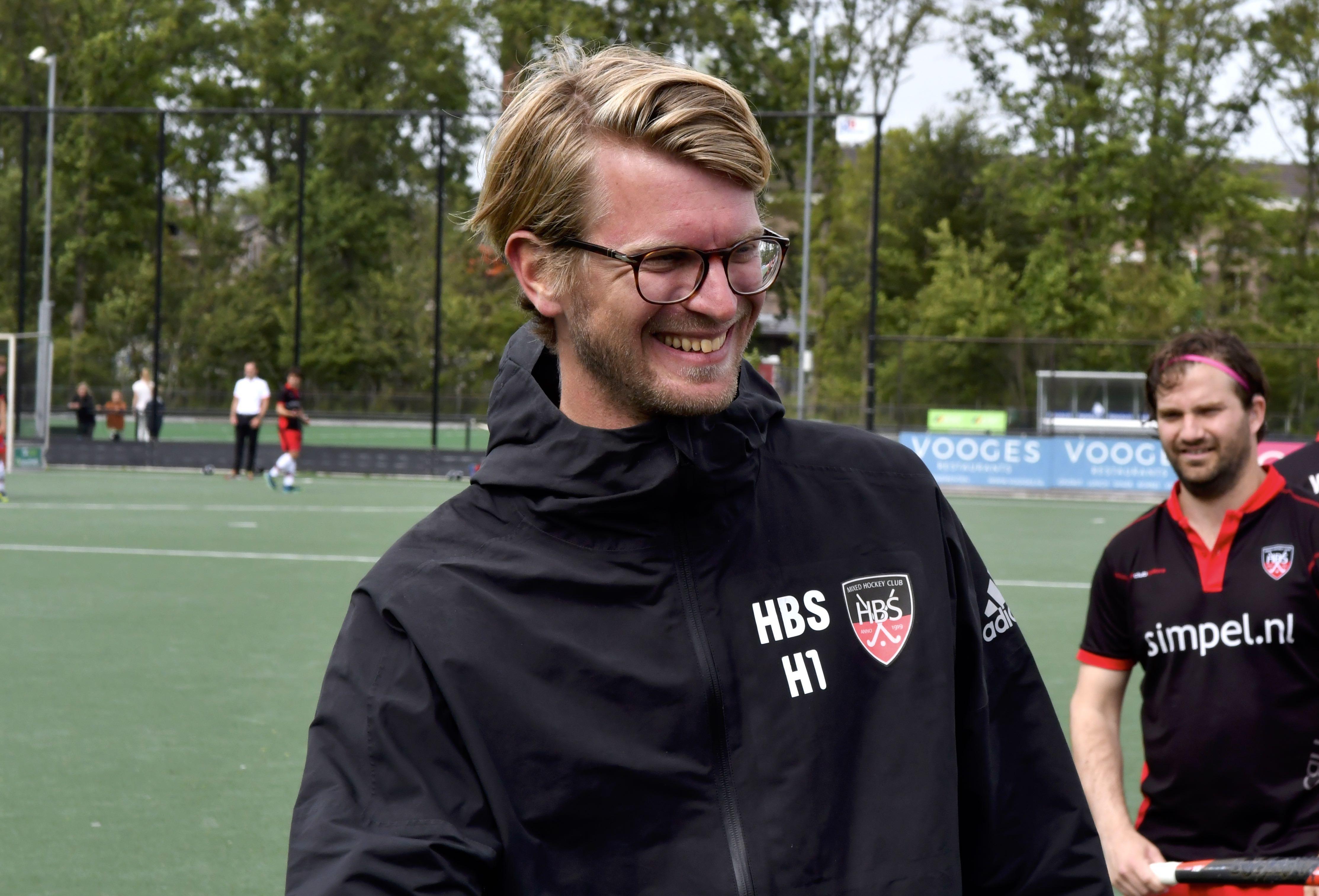 Succestrainer Thomas Immink gaat HBS na vijf seizoenen verlaten: 'Ik heb hier volop de kans gekregen'
