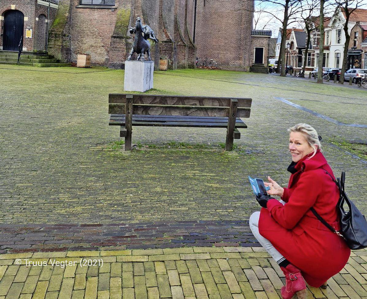 Zaanstreek-kenner Marene Kok ontwikkelt groene wandel- en fietsroutes waar je ook nog eens wat van opsteekt