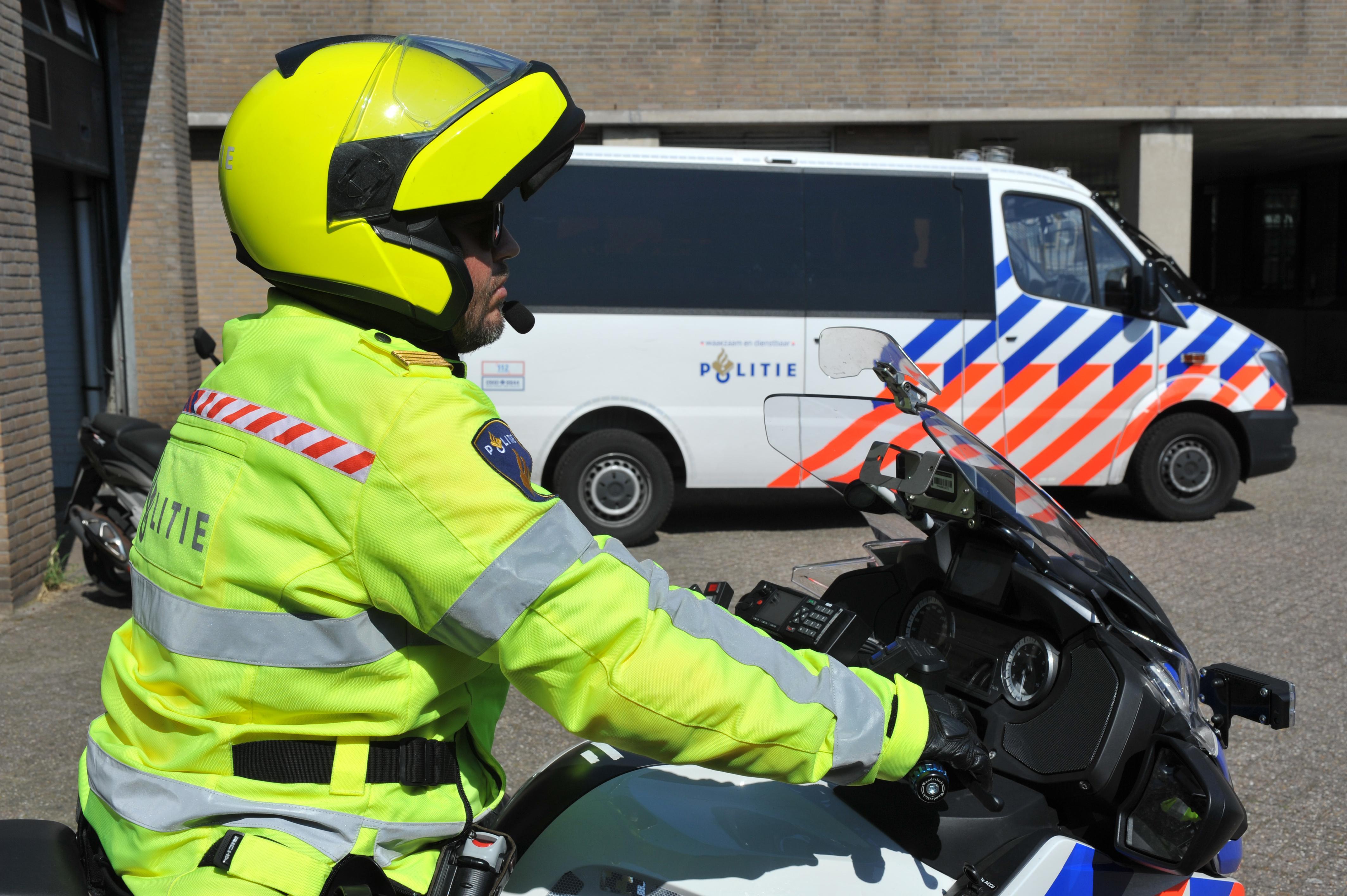 Politie zoekt getuigen van inbraak en van inrijden op motoragent in Spanbroek