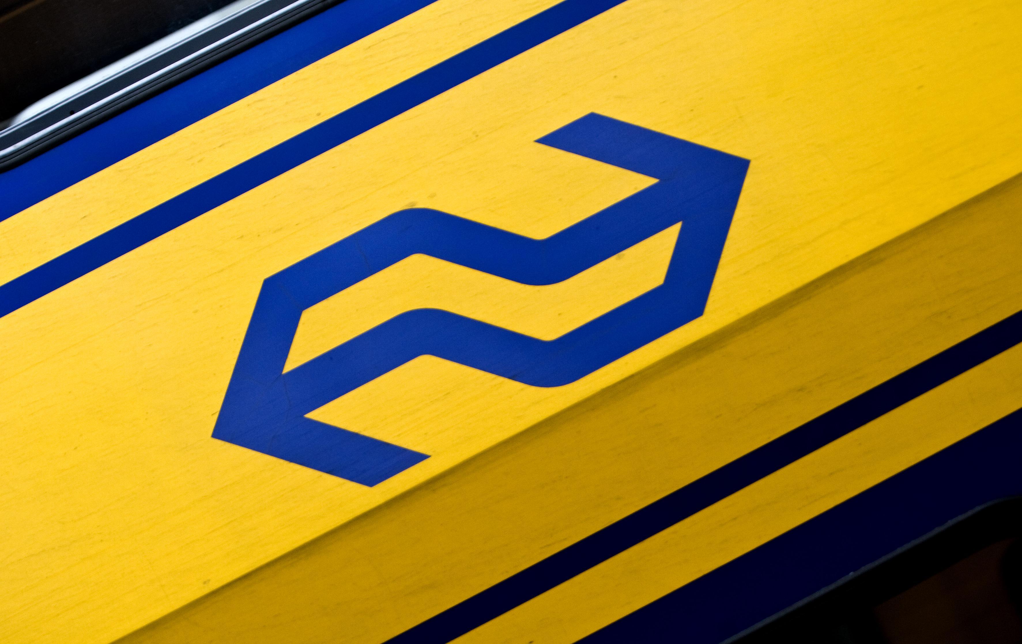 Minder treinen naar Hilversum door boom op het spoor