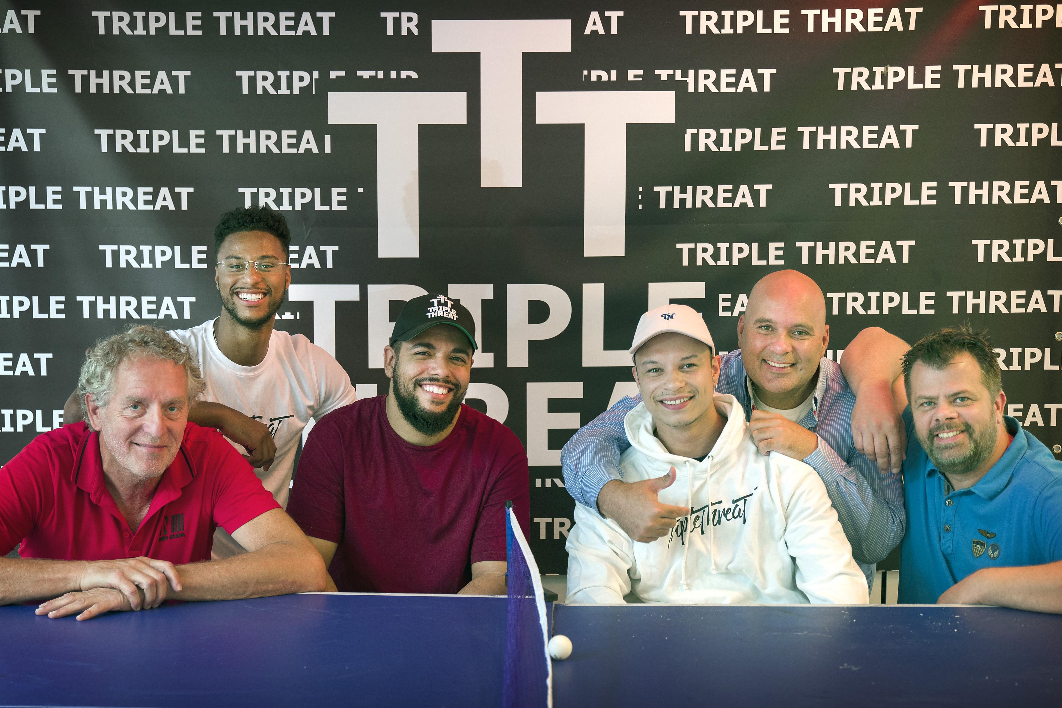 Triple Threat uitgeroepen tot Club van het Jaar 2019
