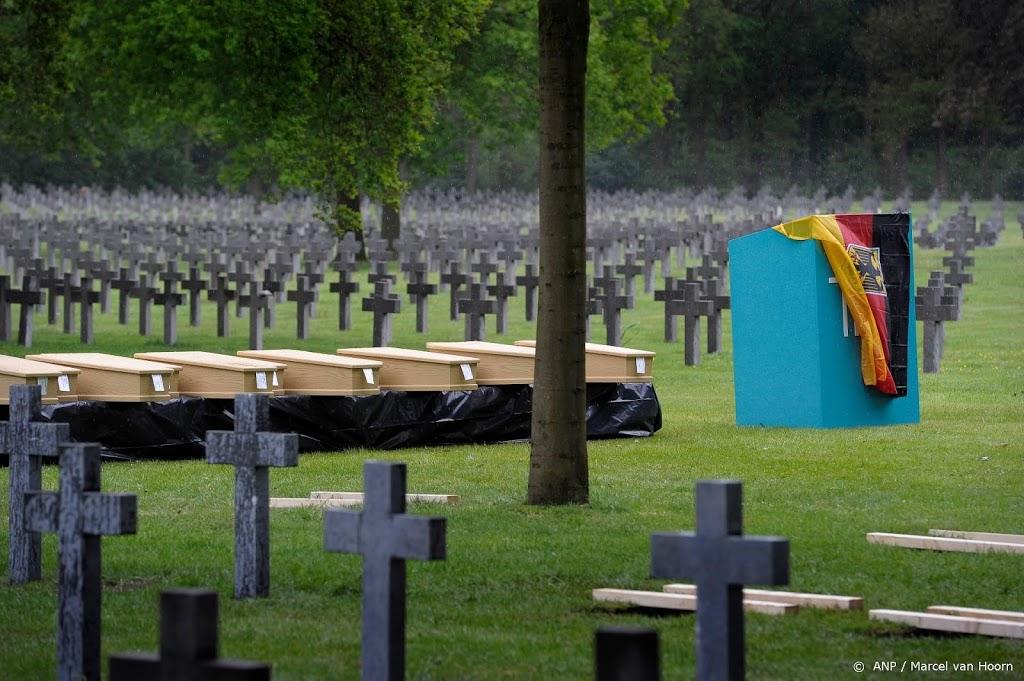 Herdenking op Duitse oorlogsbegraafplaats afgelast om corona