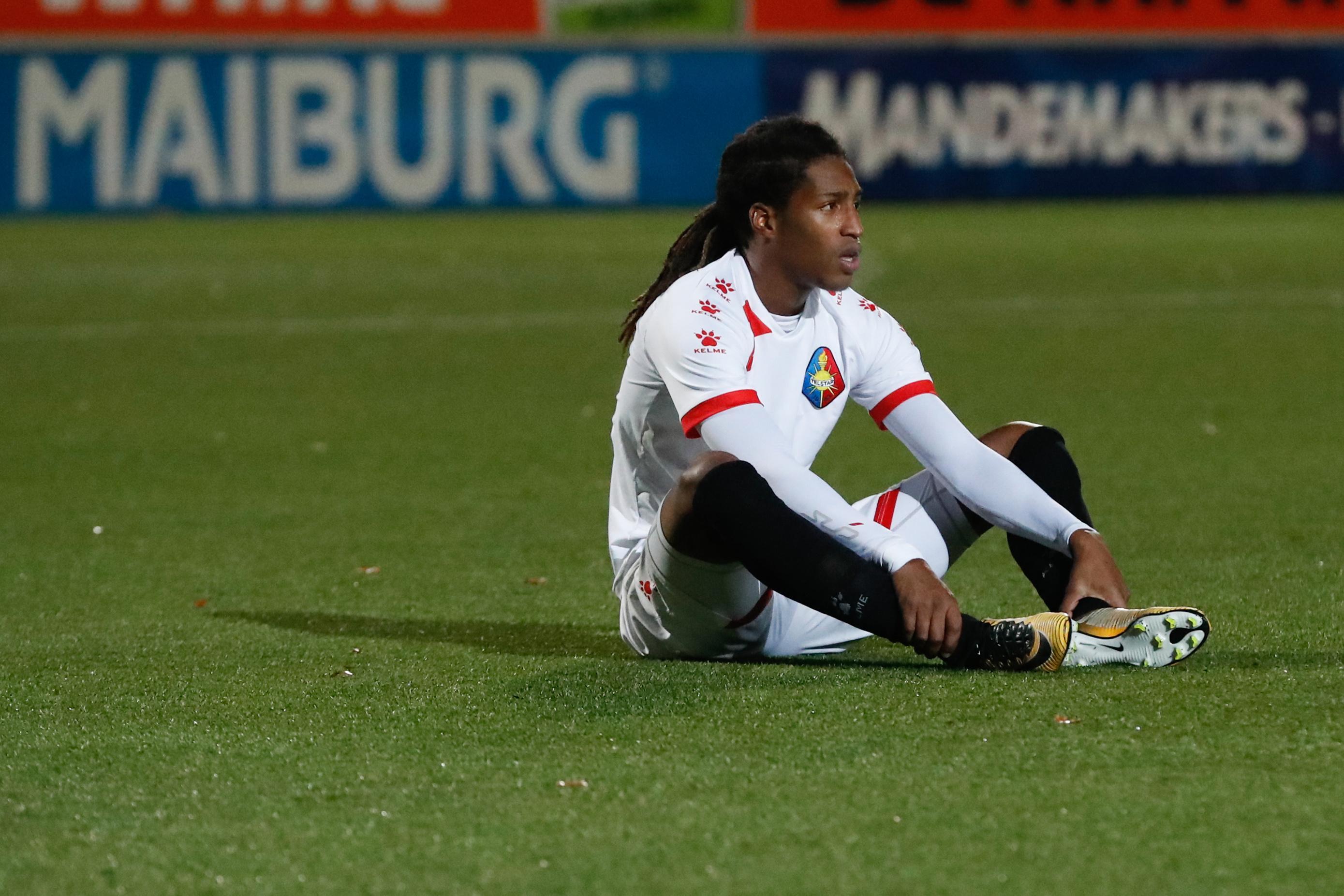 Gerson Rodrigues speelt deze week met Dinamo Kiev tegen AZ. Hij kon de verwachtingen bij Telstar nooit inlossen: 'Met zijn kwaliteiten had hij in de Premier League moeten spelen' [video]