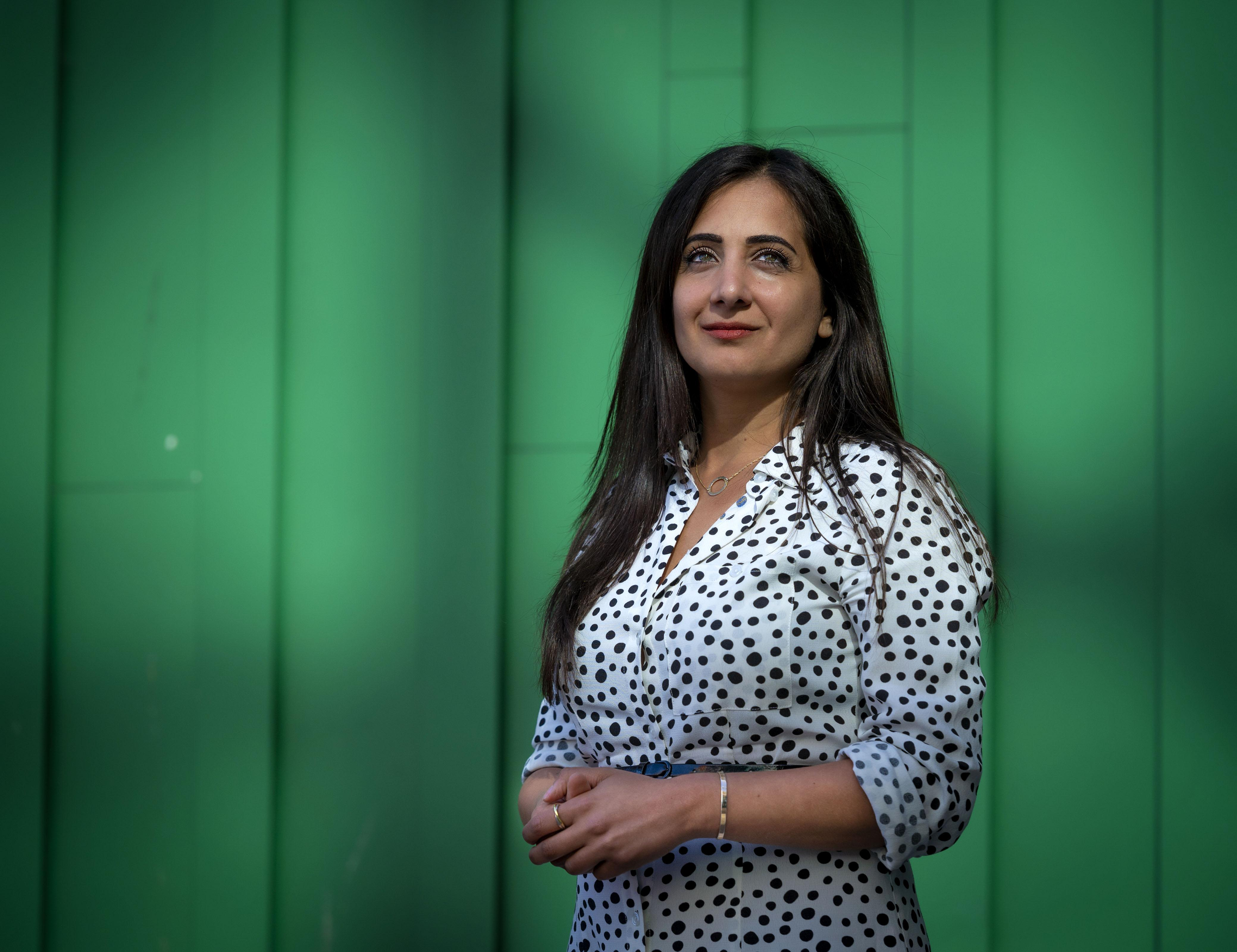 Zaanse wethouder Songül Mutluer (PvdA) doet gooi naar Tweede Kamerzetel