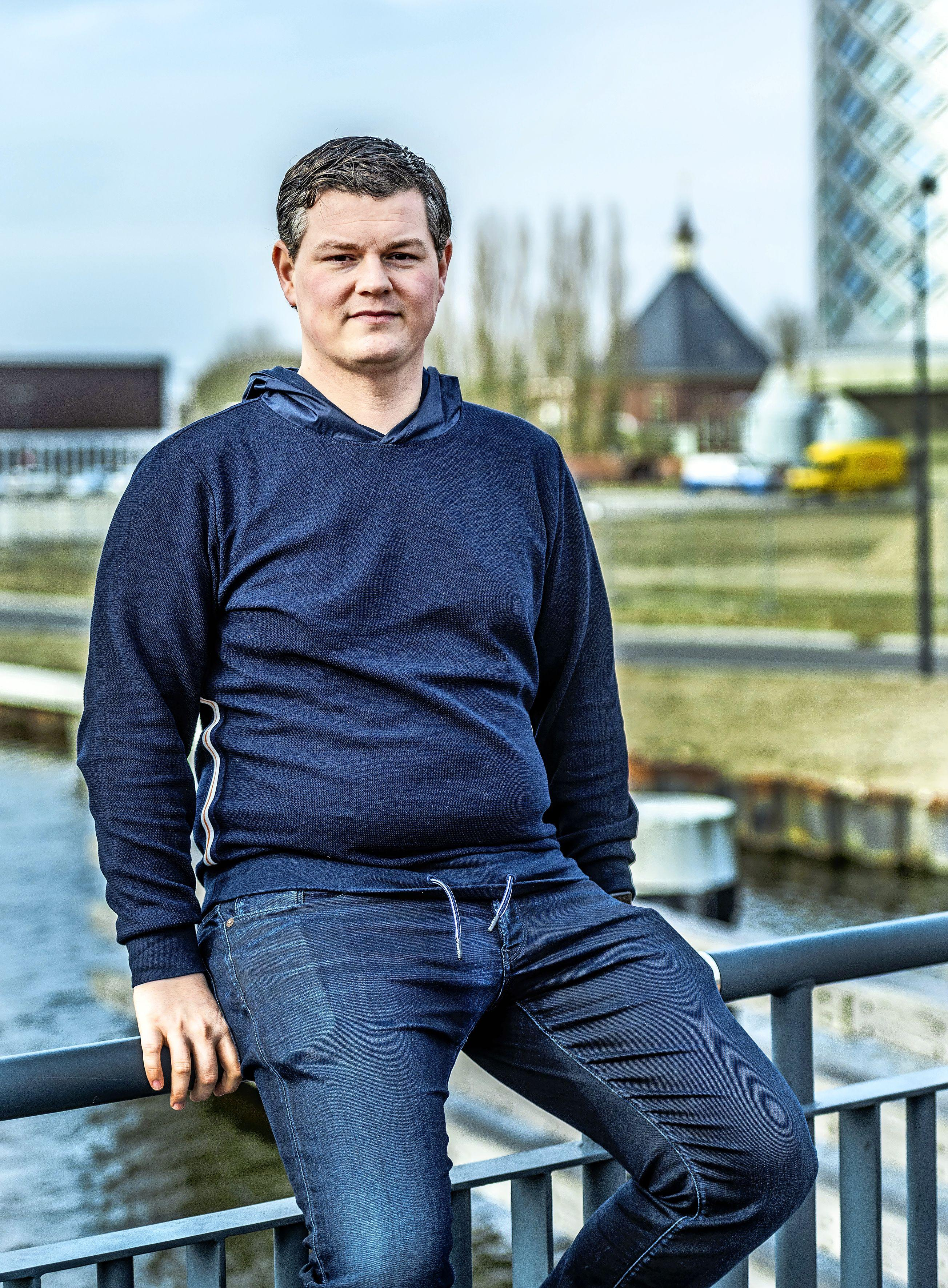 'Bi-culturele opvoeding helpt mij in het leven'. Haarlemmermeers raadslid Mark Achterbergh kandidaat-Kamerlid voor de VVD