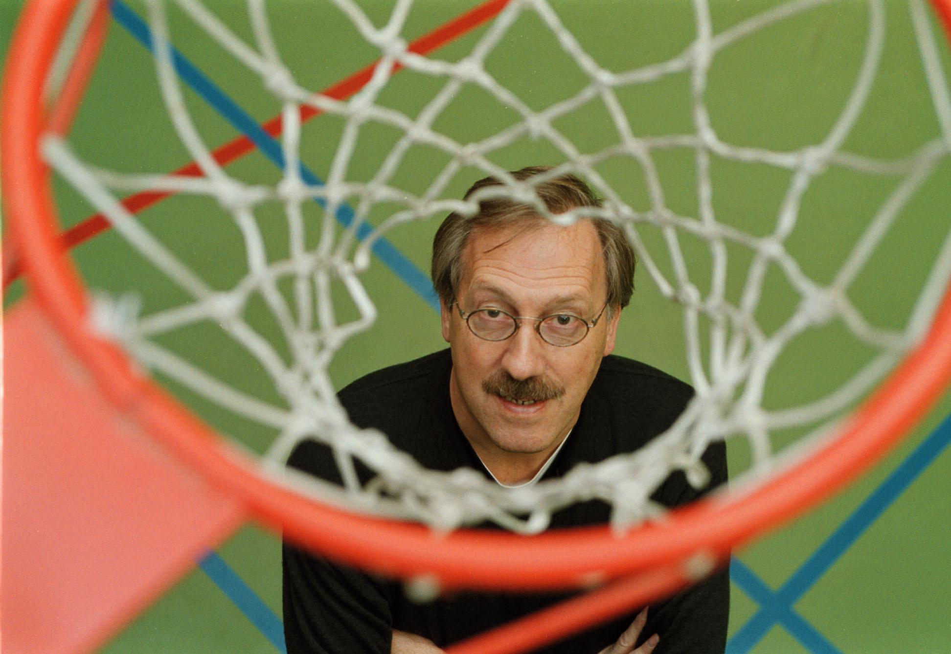 Erik Jager (1942-2020): gedreven als basketballer, gedreven als huisarts
