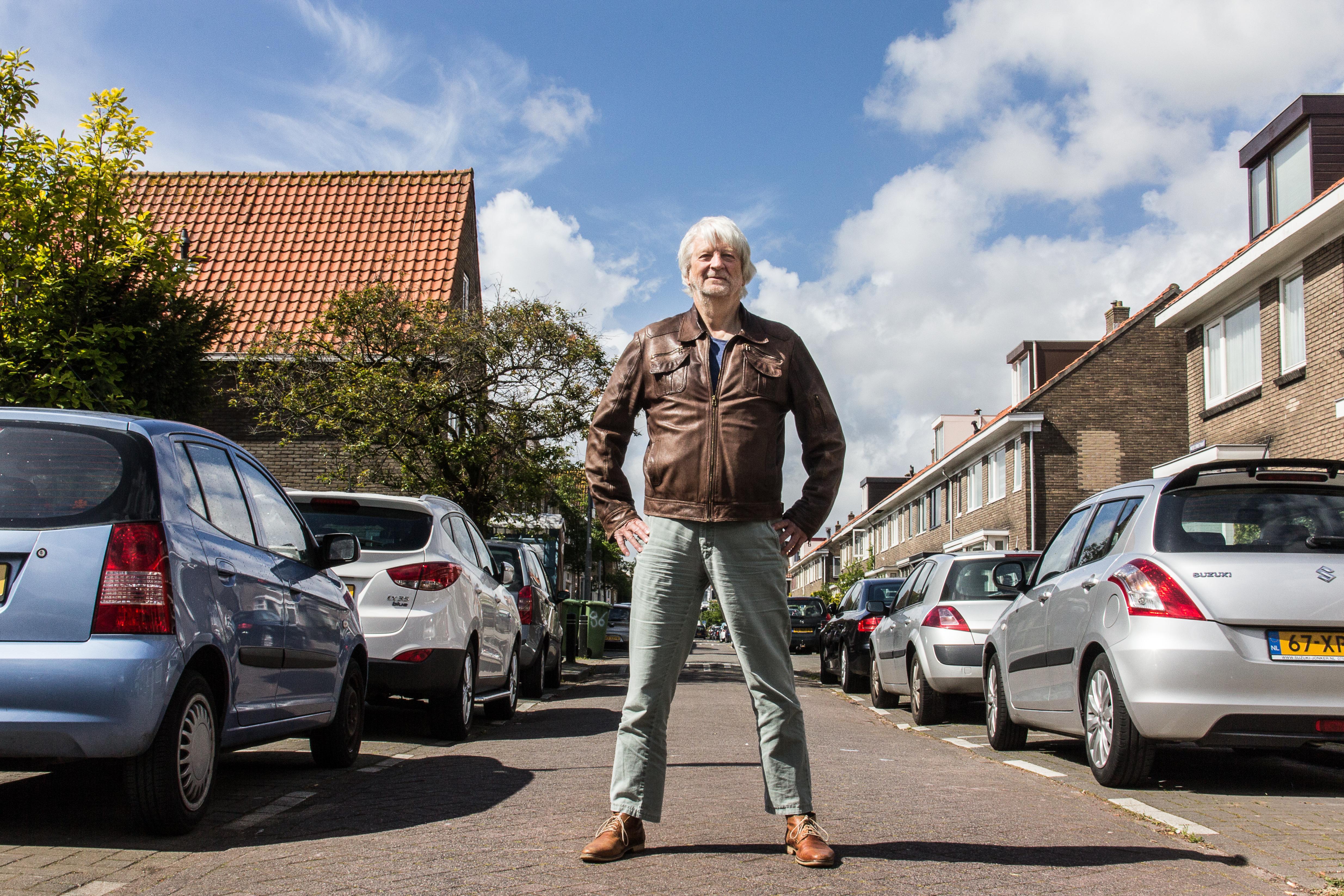 Zaandamse Meidoornstraat zit in de ziel van schrijver Martin Rep: 'Keurige buurt waar niets was te doen'