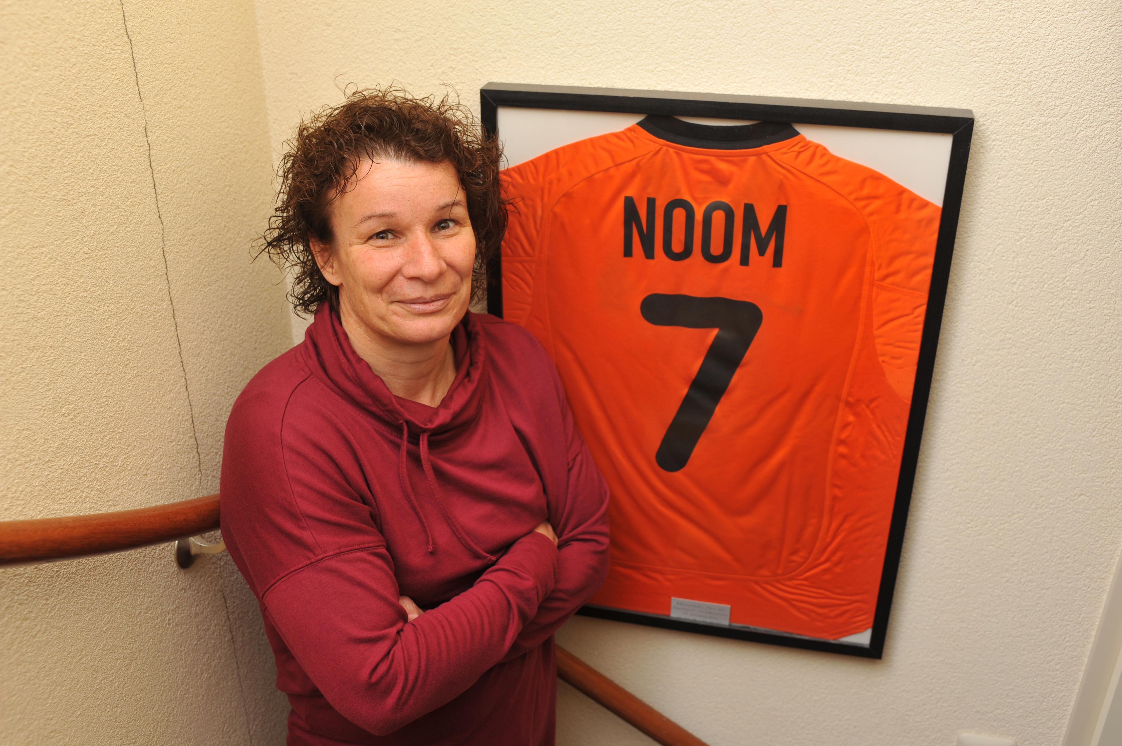 Miranda Noom speelde in de jaren '90 in de top van het vrouwenvoetbal: 'Ik wilde nog een keertje kampioen worden. Dat is bij Ter Leede in vier seizoenen drie keer gelukt'